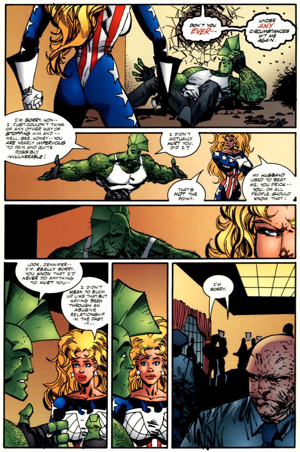 The Savage Dragon (1993) Issue #61 #64 - English 9