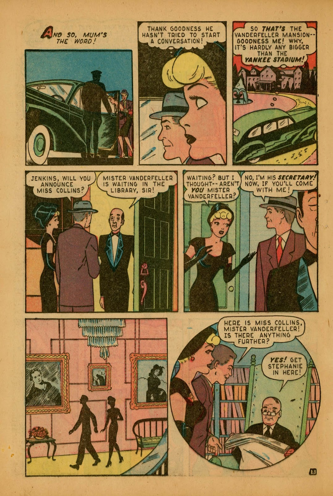 Read online Millie the Model comic -  Issue #7 - 32