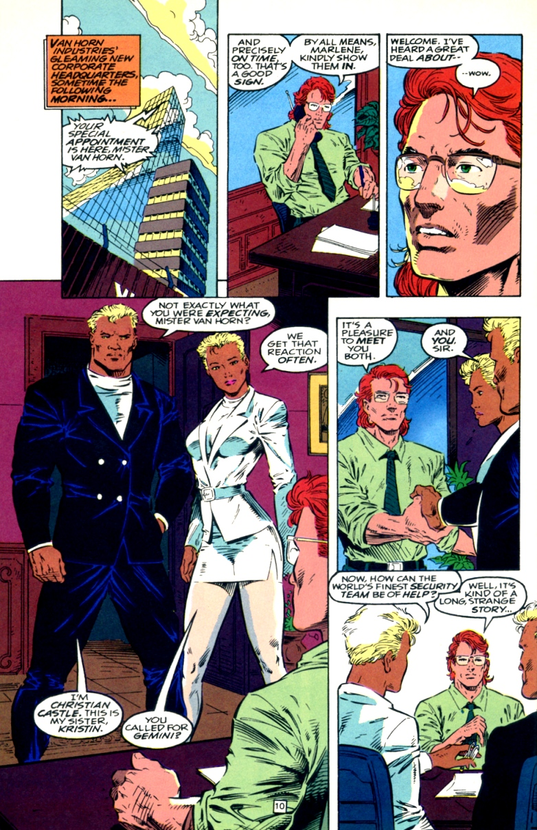 Read online Gunfire comic -  Issue #6 - 14
