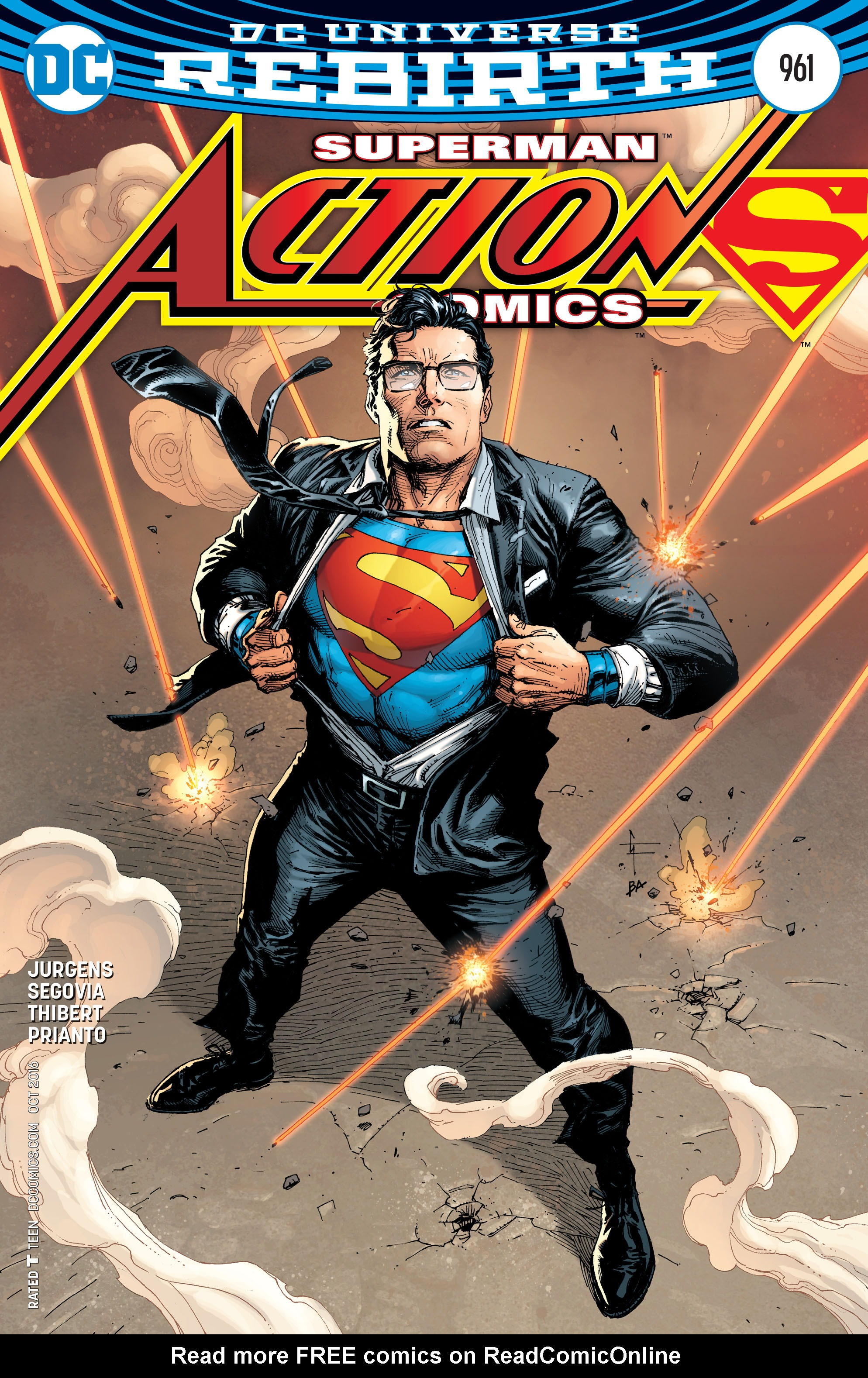 Read online Action Comics (2016) comic -  Issue #961 - 3