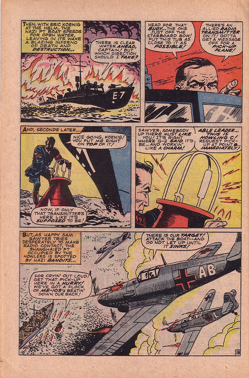 Read online Sgt. Fury comic -  Issue #52 - 26