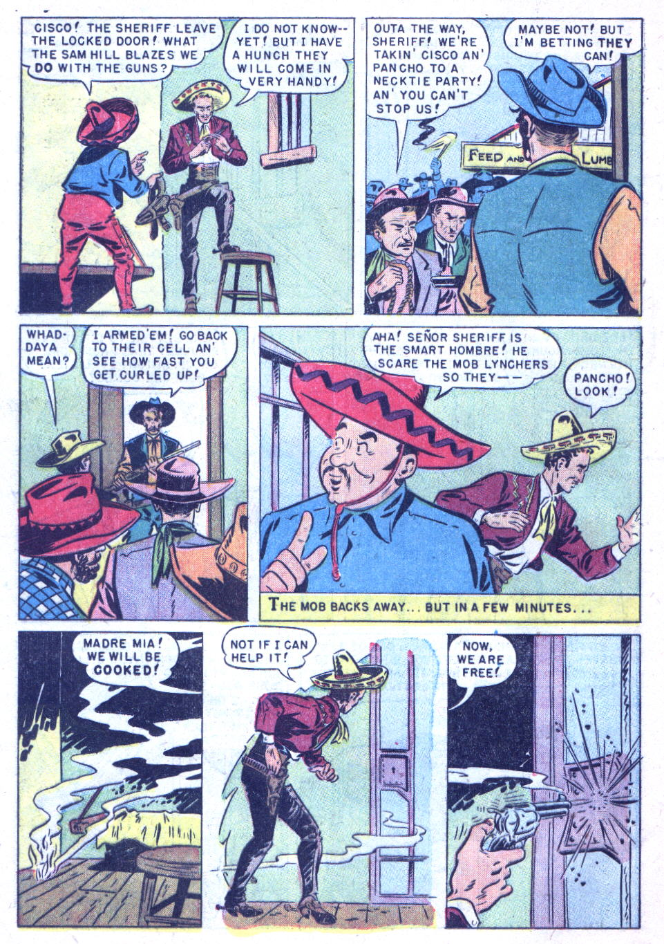 Four Color Comics issue 292 - Page 32