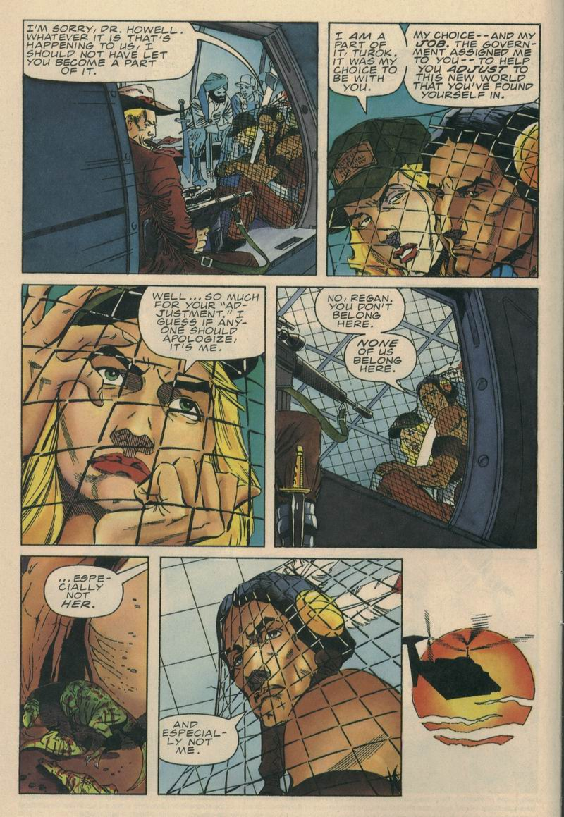 Read online Turok, Dinosaur Hunter (1993) comic -  Issue #6 - 5