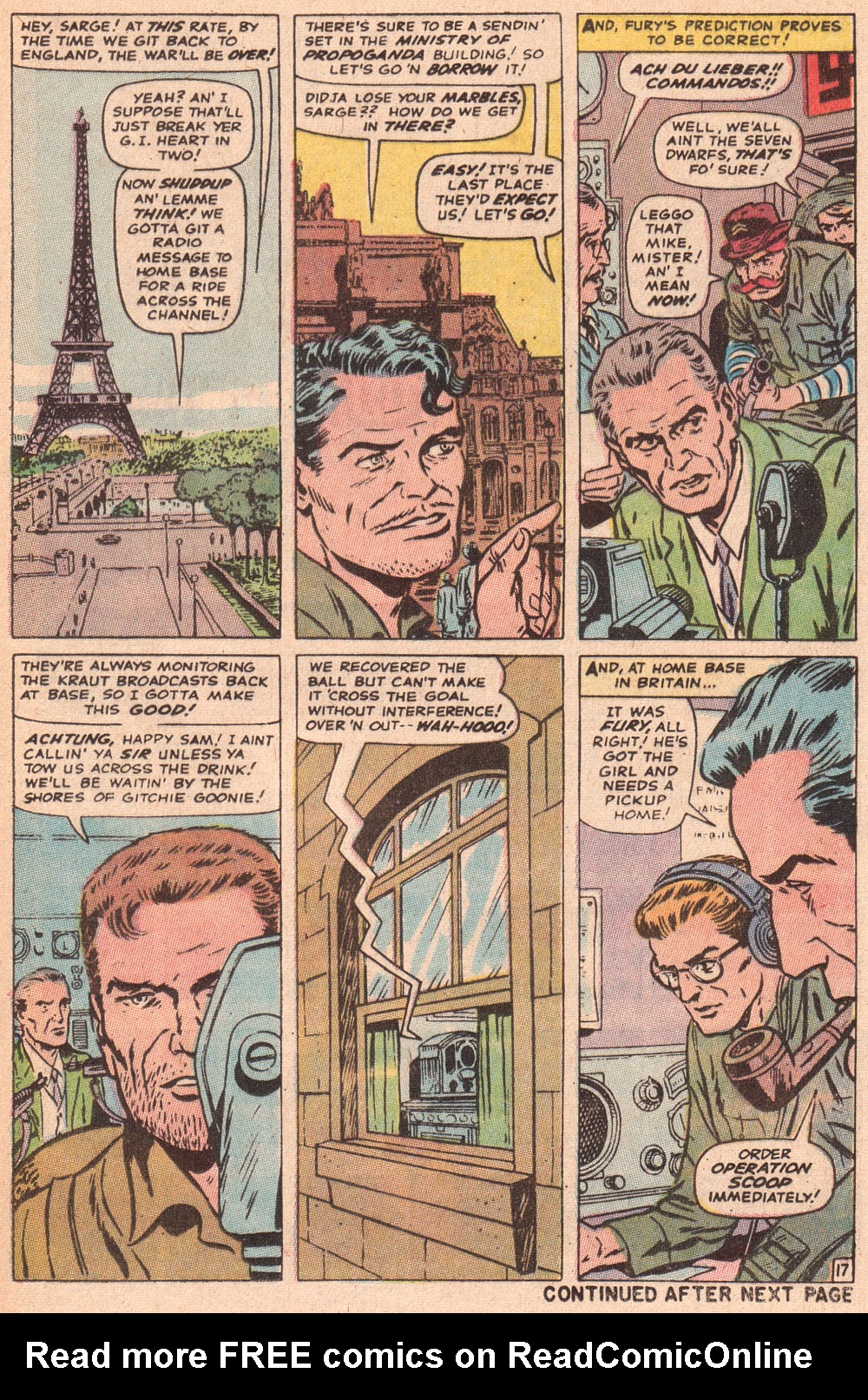 Read online Sgt. Fury comic -  Issue #80 - 25