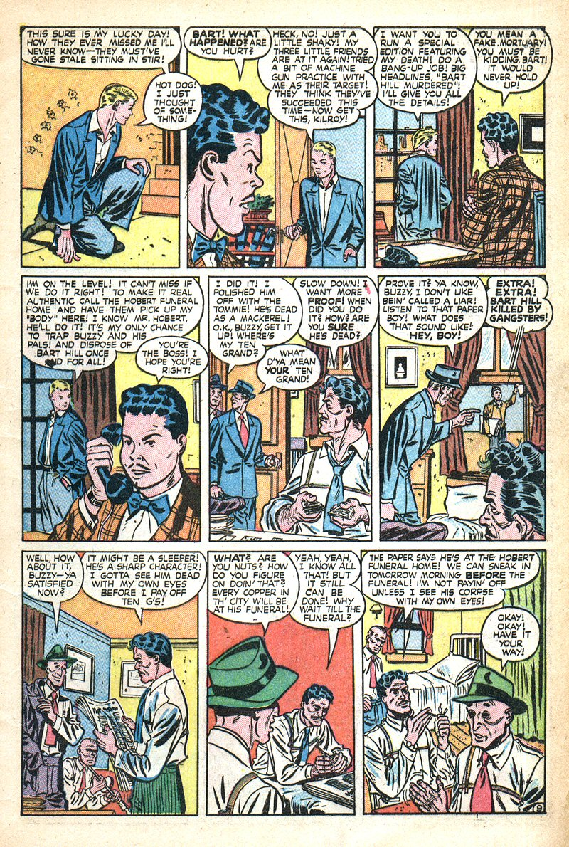 Daredevil (1941) issue 44 - Page 13