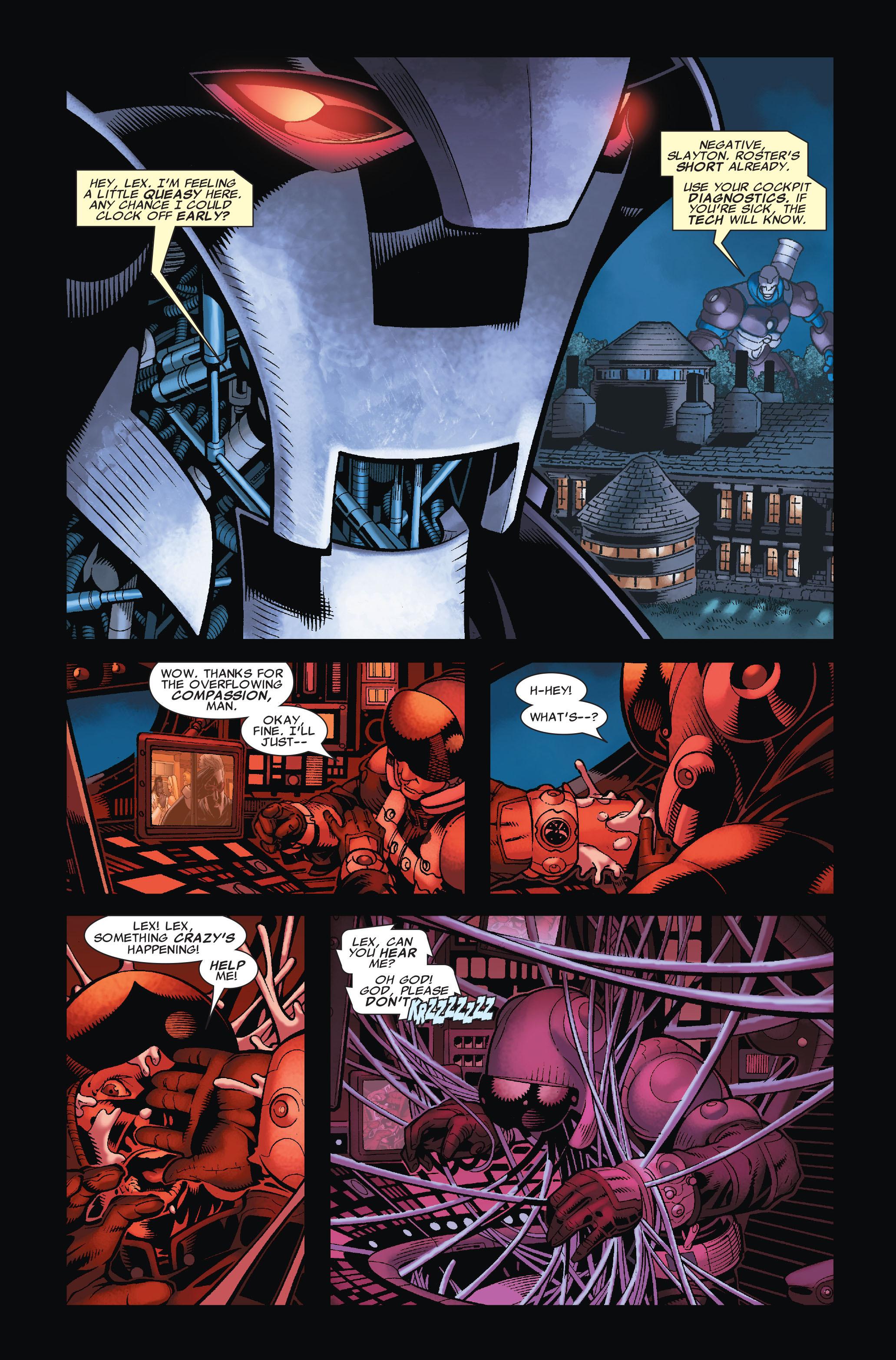 X-Men (1991) 205 Page 21
