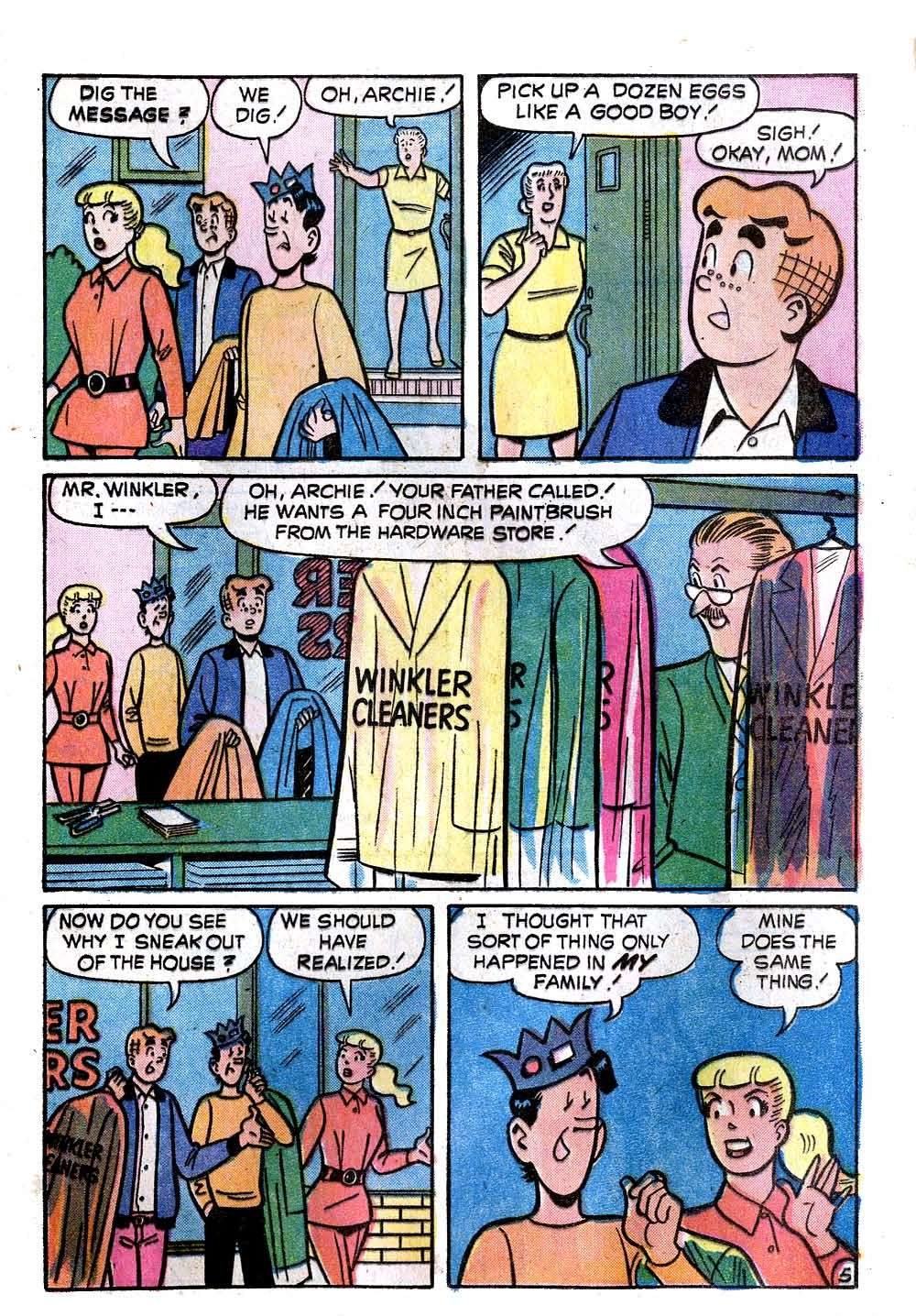 Read online Archie (1960) comic -  Issue #236 - 17