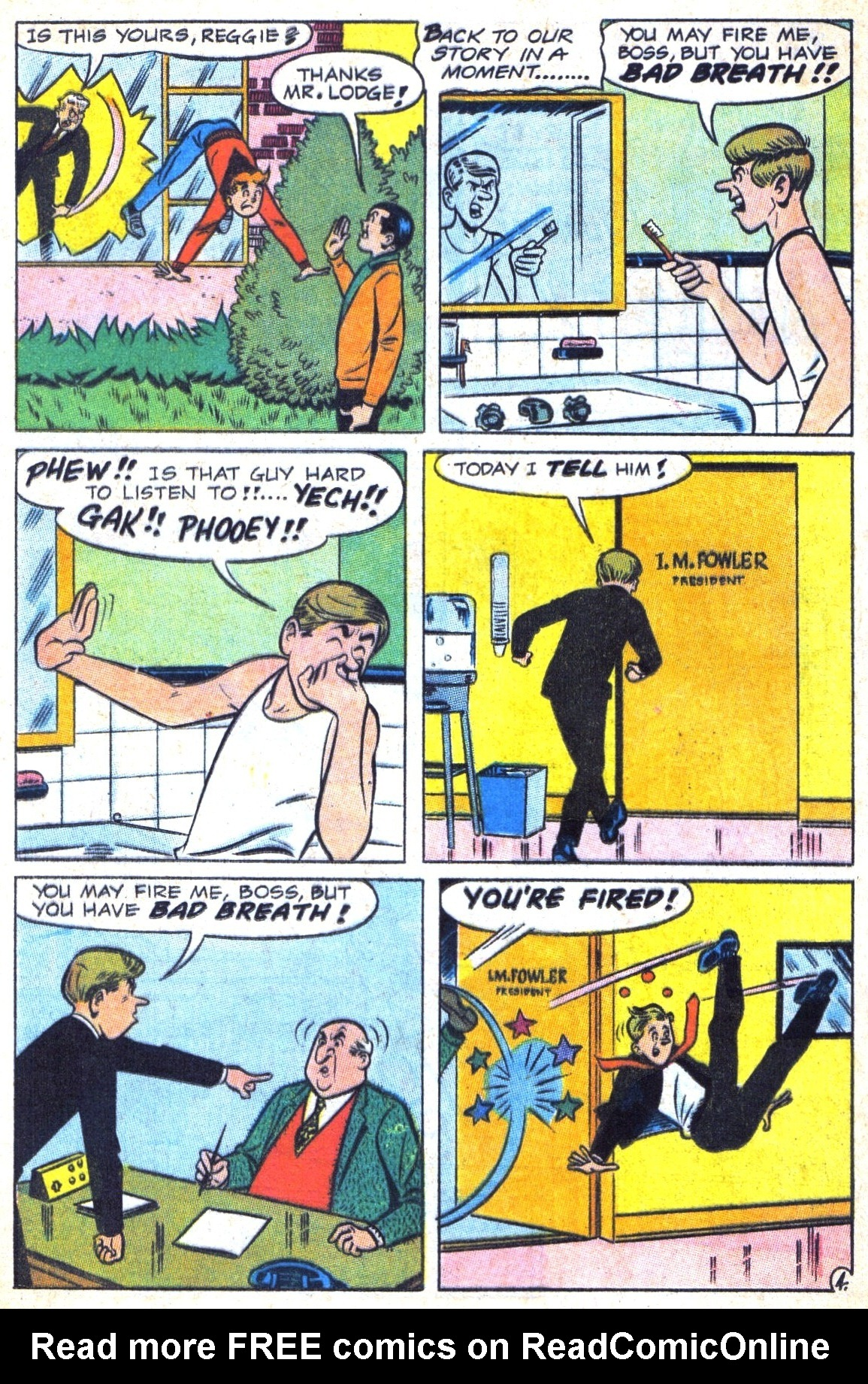 Read online Archie (1960) comic -  Issue #184 - 16