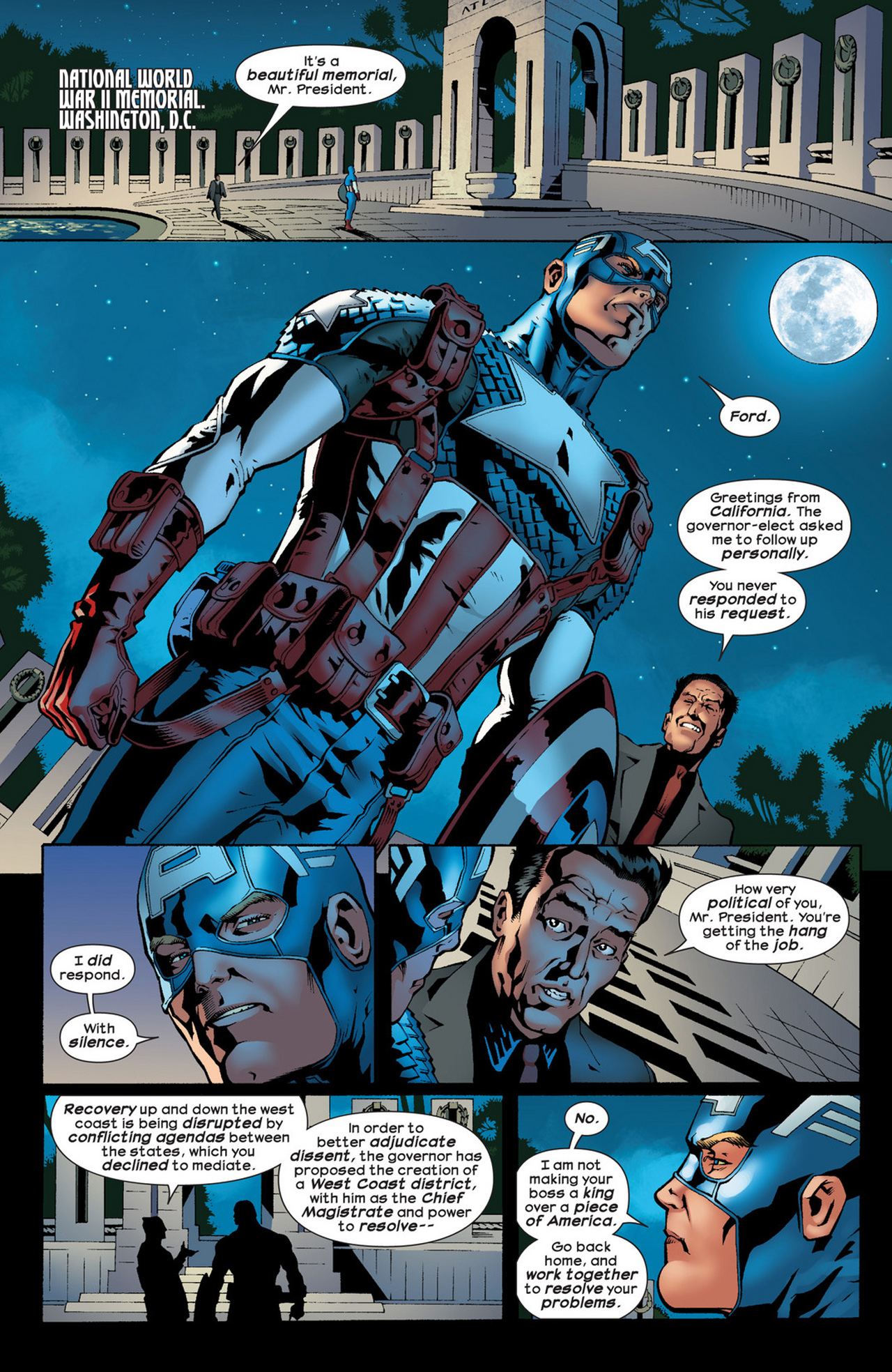 Read online Ultimate Comics Ultimates comic -  Issue #22 - 14