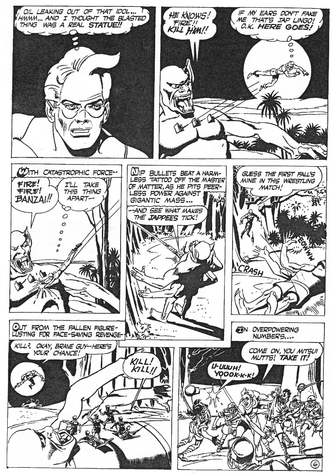 Read online Men of Mystery Comics comic -  Issue #83 - 199
