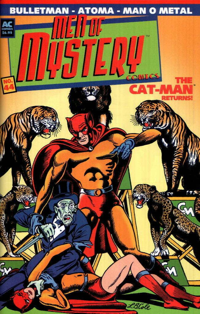 Read online Men of Mystery Comics comic -  Issue #44 - 1