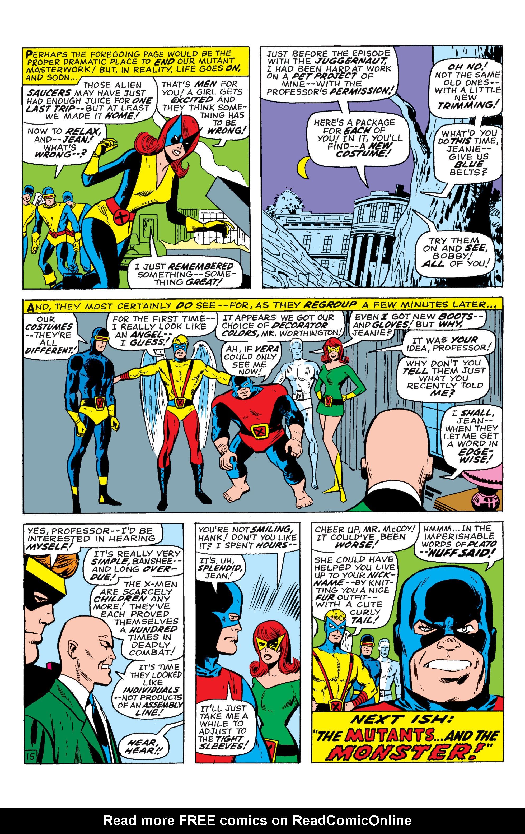 Uncanny X-Men (1963) 39 Page 15