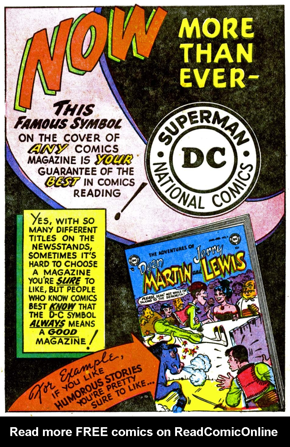 Read online Adventure Comics (1938) comic -  Issue #184 - 33