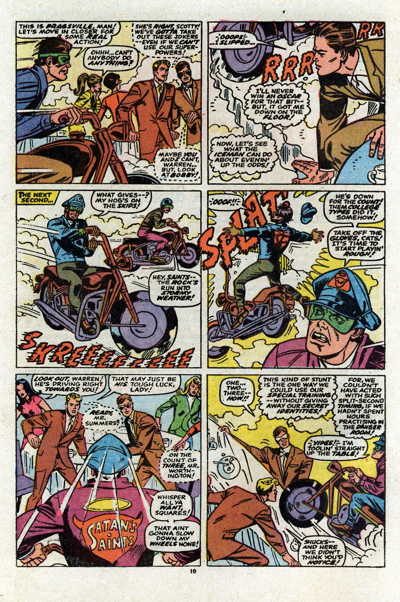 Uncanny X-Men (1963) 80 Page 11