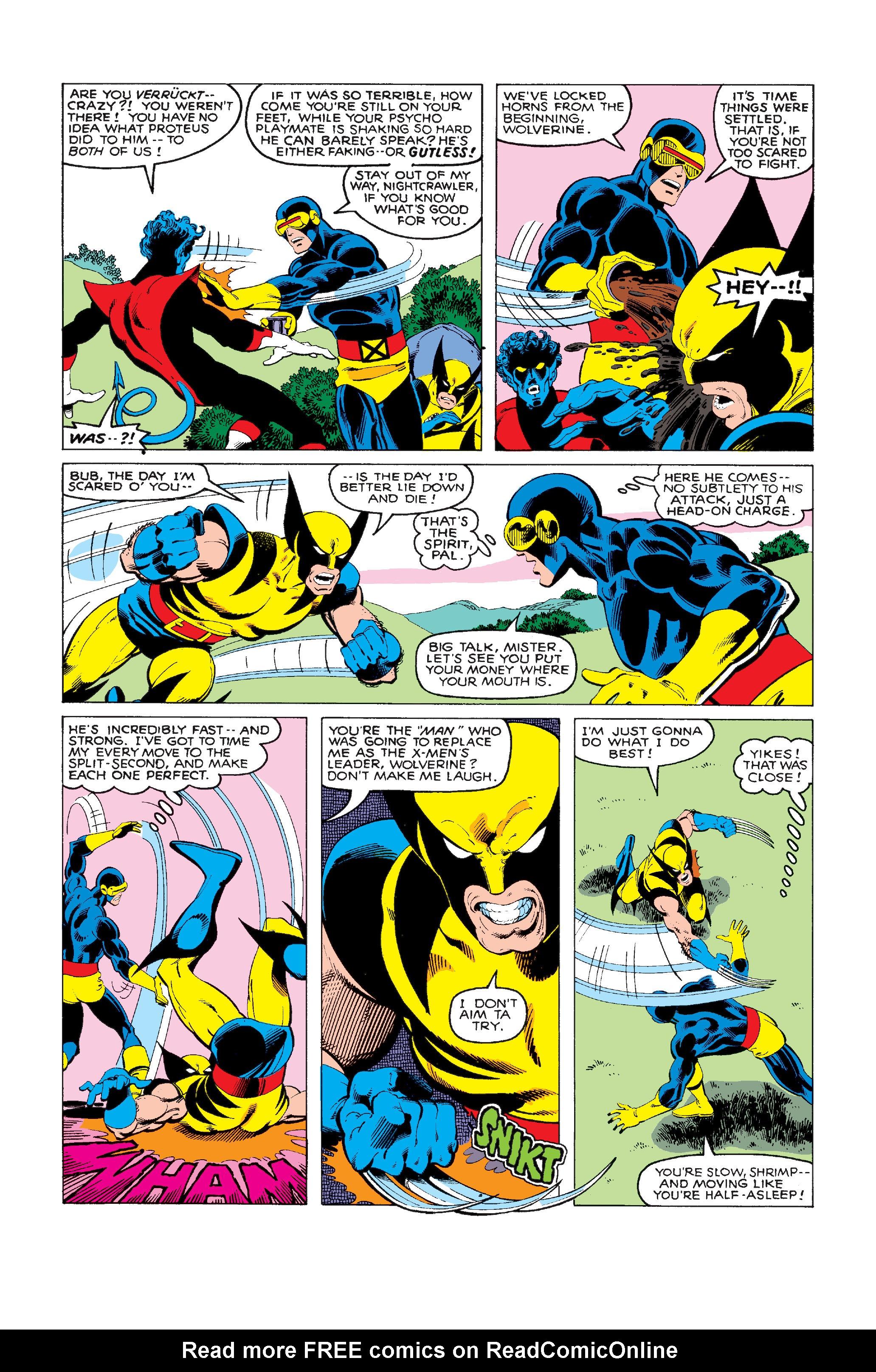 Uncanny X-Men (1963) 127 Page 6