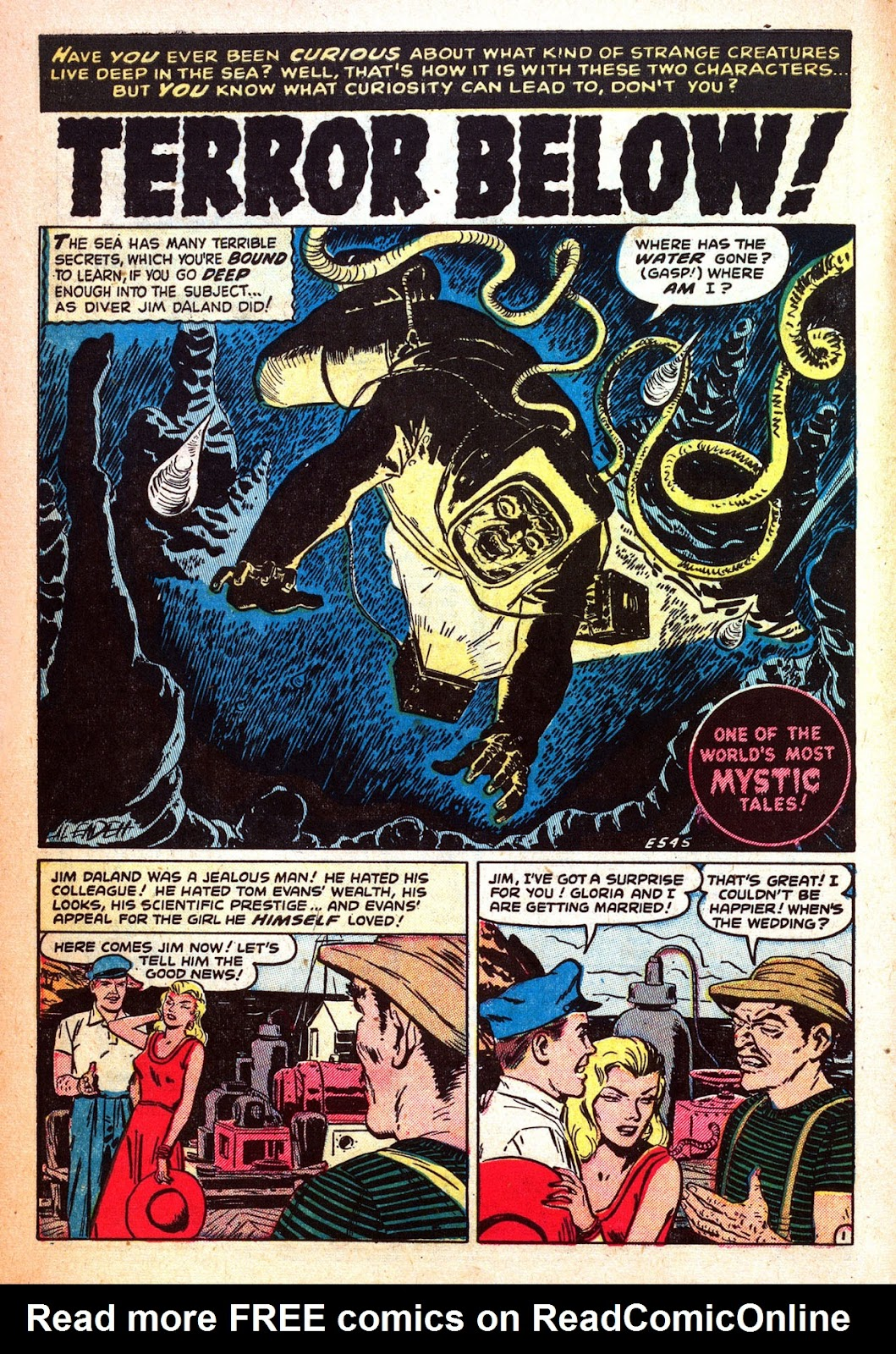 Mystic (1951) issue 32 - Page 10