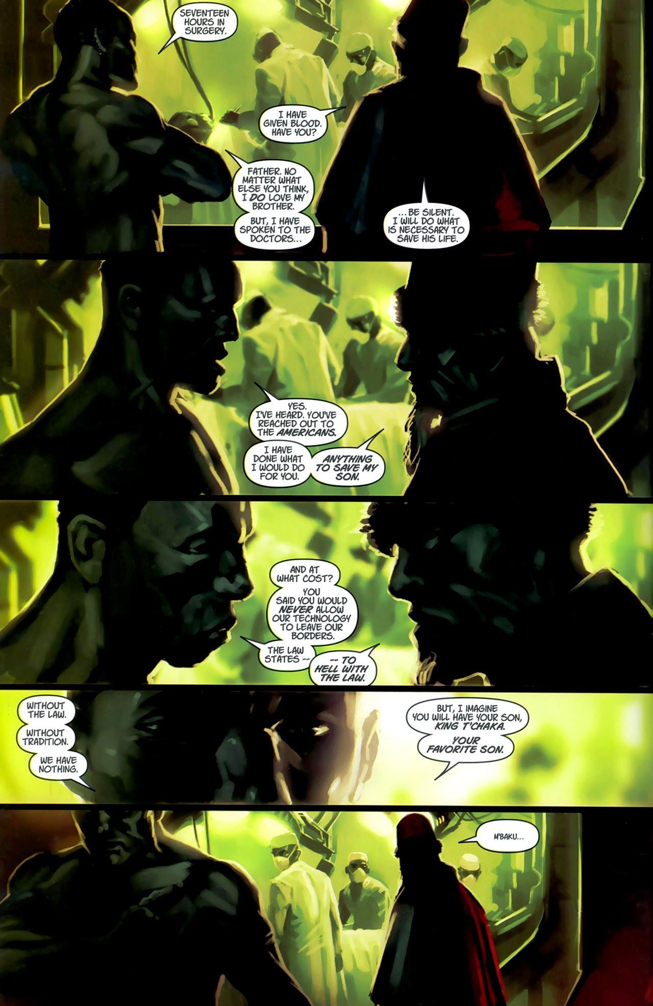 Read online Ultimate Captain America (2008) comic -  Issue # Full - 7