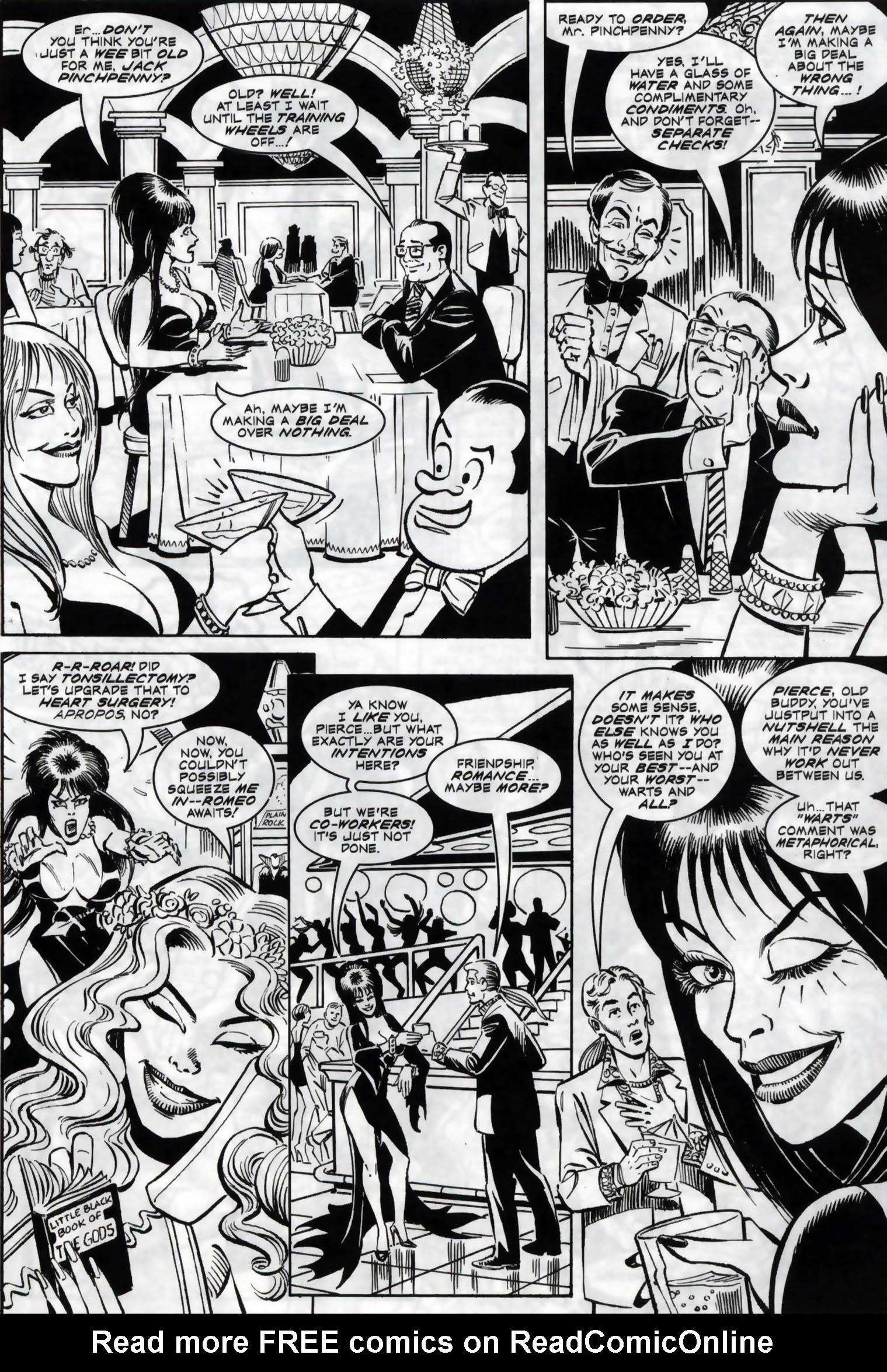 Read online Elvira, Mistress of the Dark comic -  Issue #118 - 13