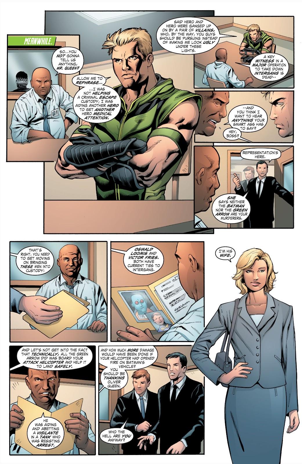 Read online Smallville Season 11 [II] comic -  Issue # TPB 2 - 110