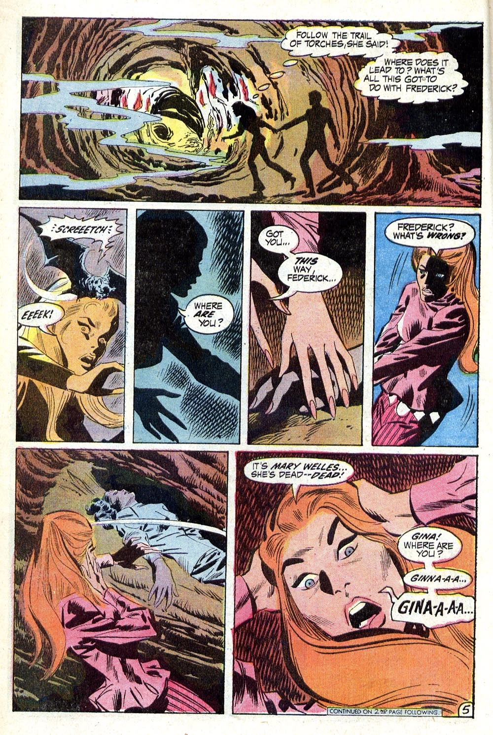 The Witching Hour (1969) issue 17 - Page 7