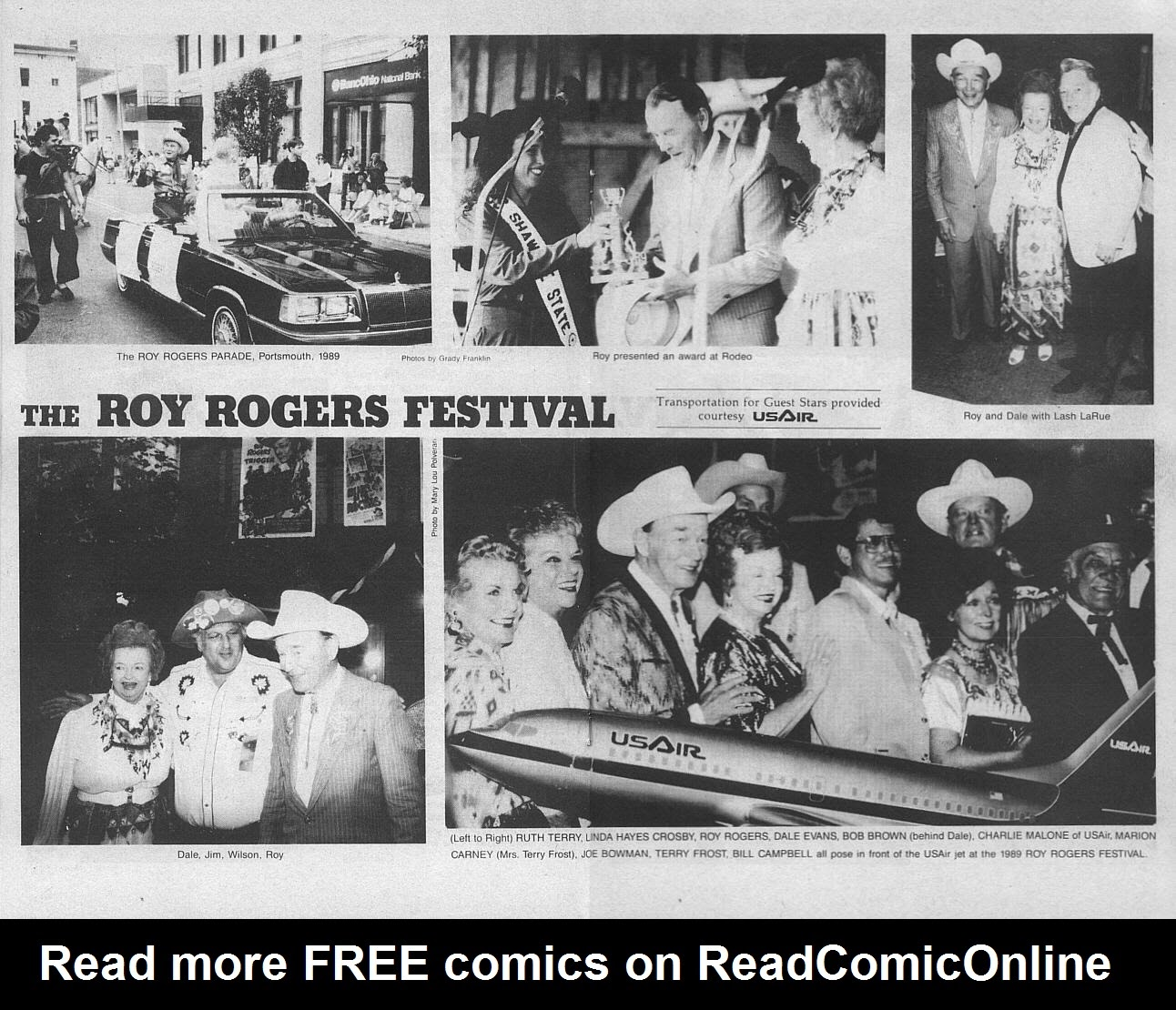 Read online Roy Rogers comic -  Issue #1 - 22