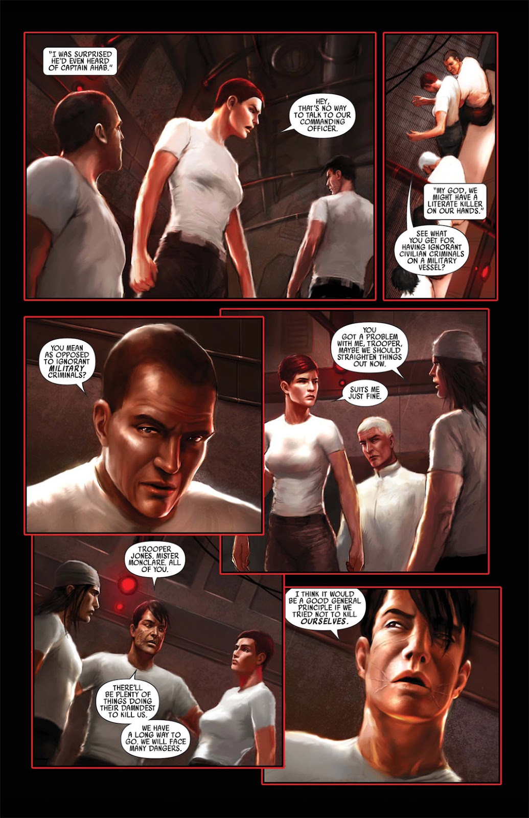 Read online After Dark comic -  Issue #1 - 30