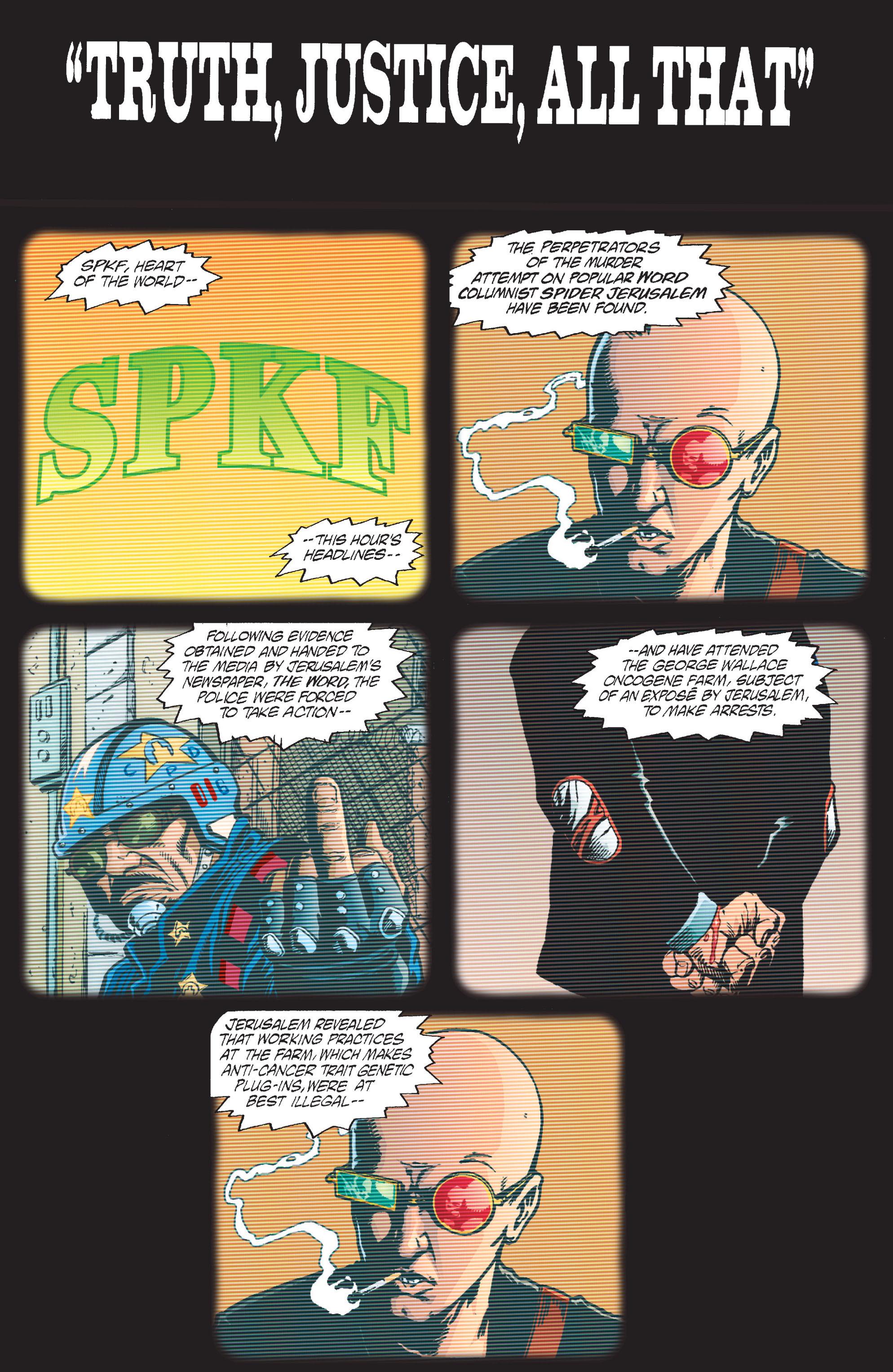 Read online Transmetropolitan comic -  Issue #12 - 10