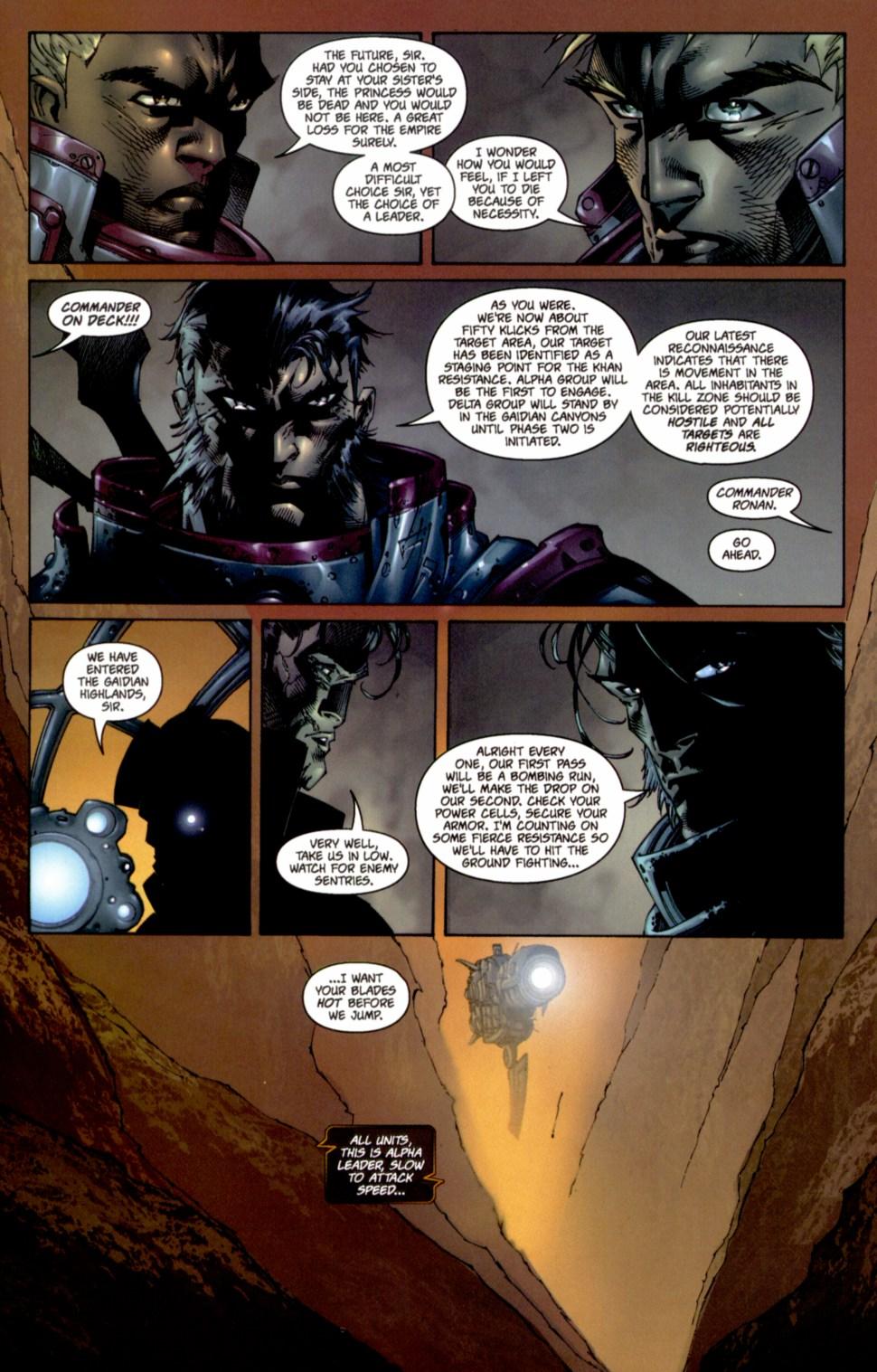 Read online Soul Saga comic -  Issue #4 - 14