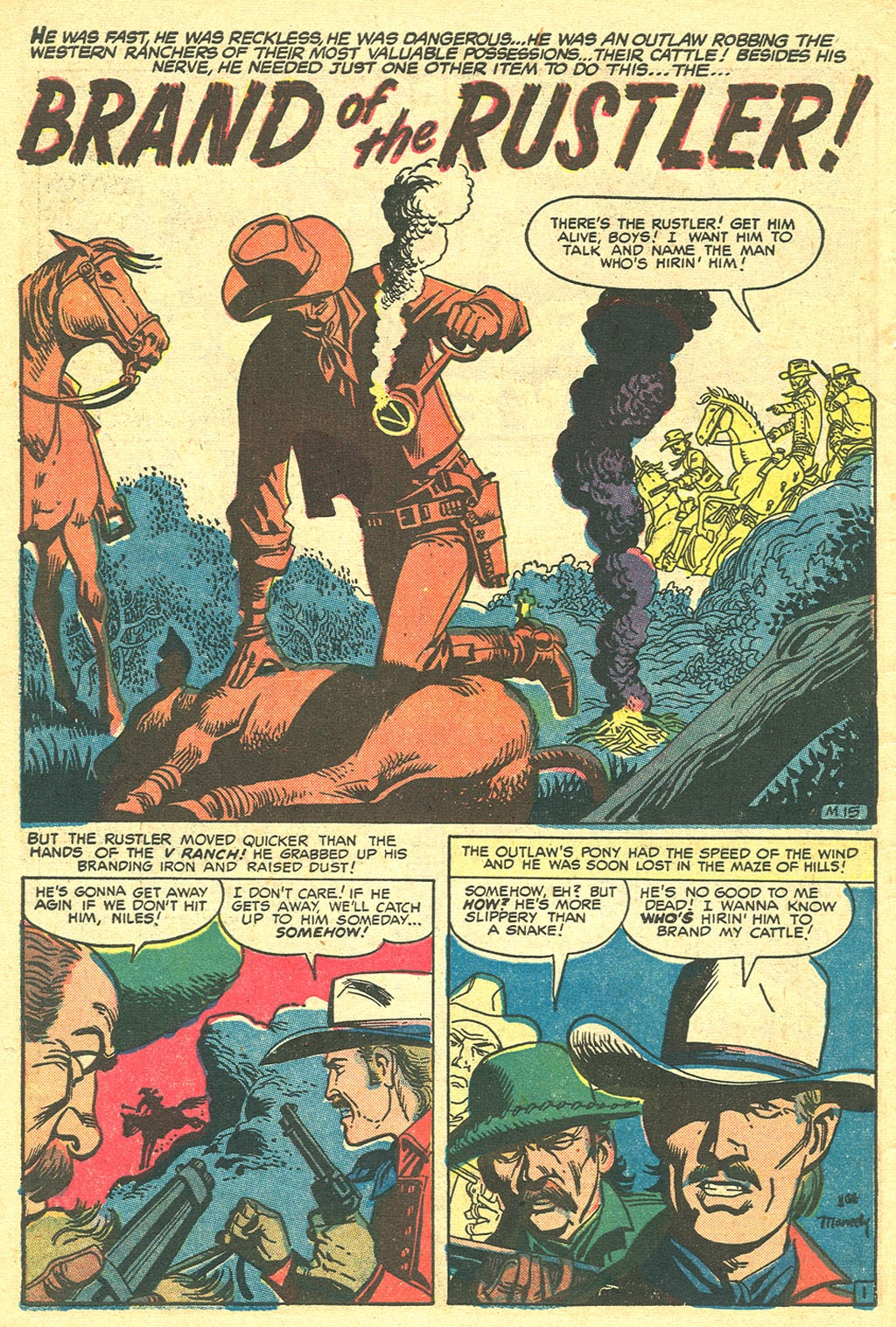 Gunsmoke Western issue 41 - Page 10
