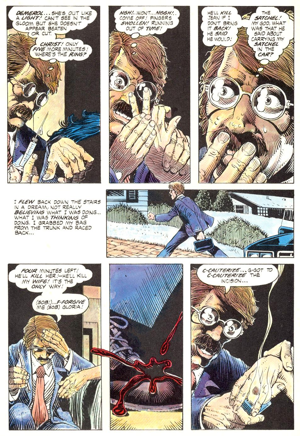 Read online Twisted Tales (1982) comic -  Issue #4 - 17