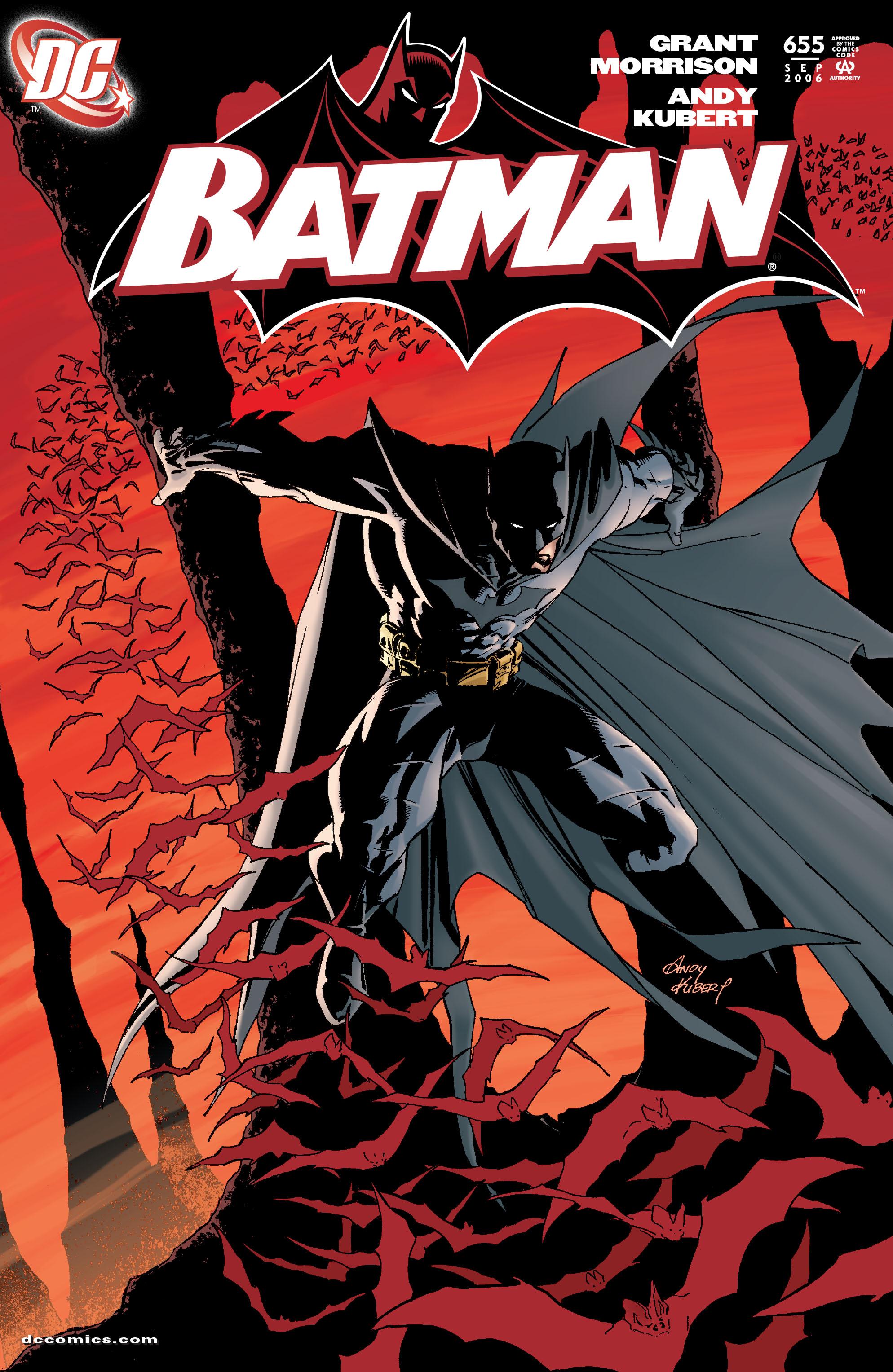Batman (1940) 655 Page 1