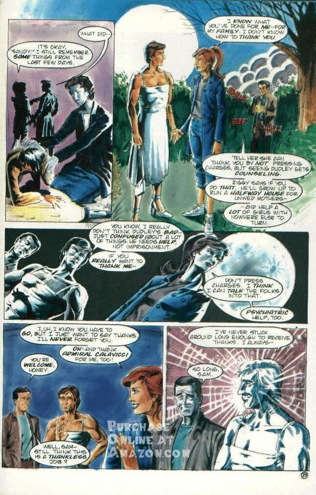 Read online Quantum Leap comic -  Issue #6 - 24