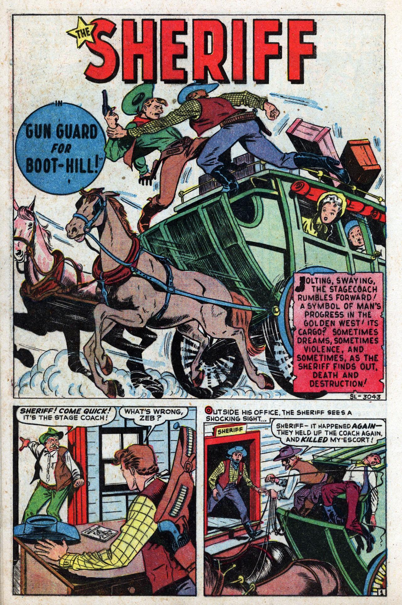 Read online Two-Gun Kid comic -  Issue #3 - 16