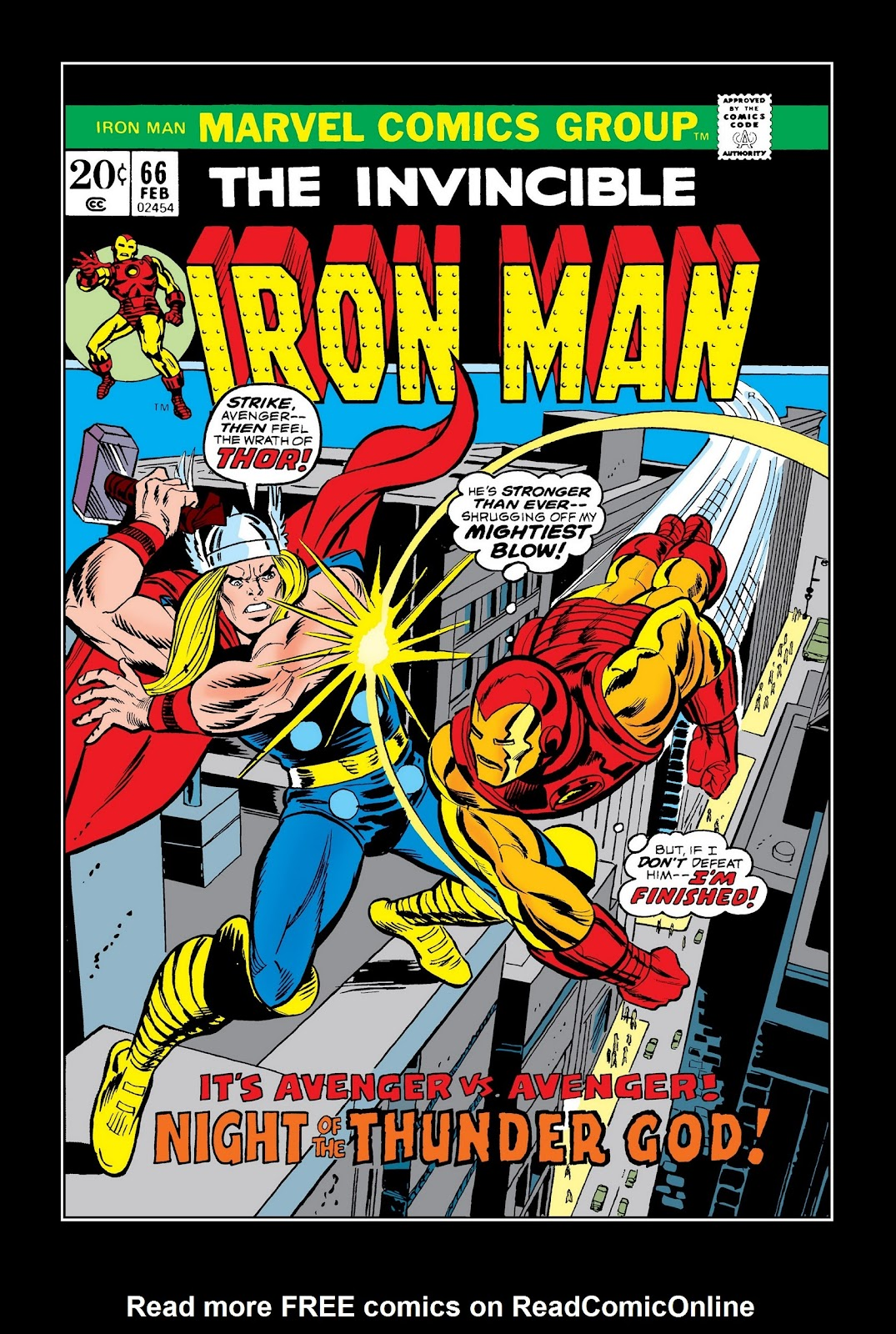 Read online Marvel Masterworks: The Invincible Iron Man comic -  Issue # TPB 9 (Part 3) - 53