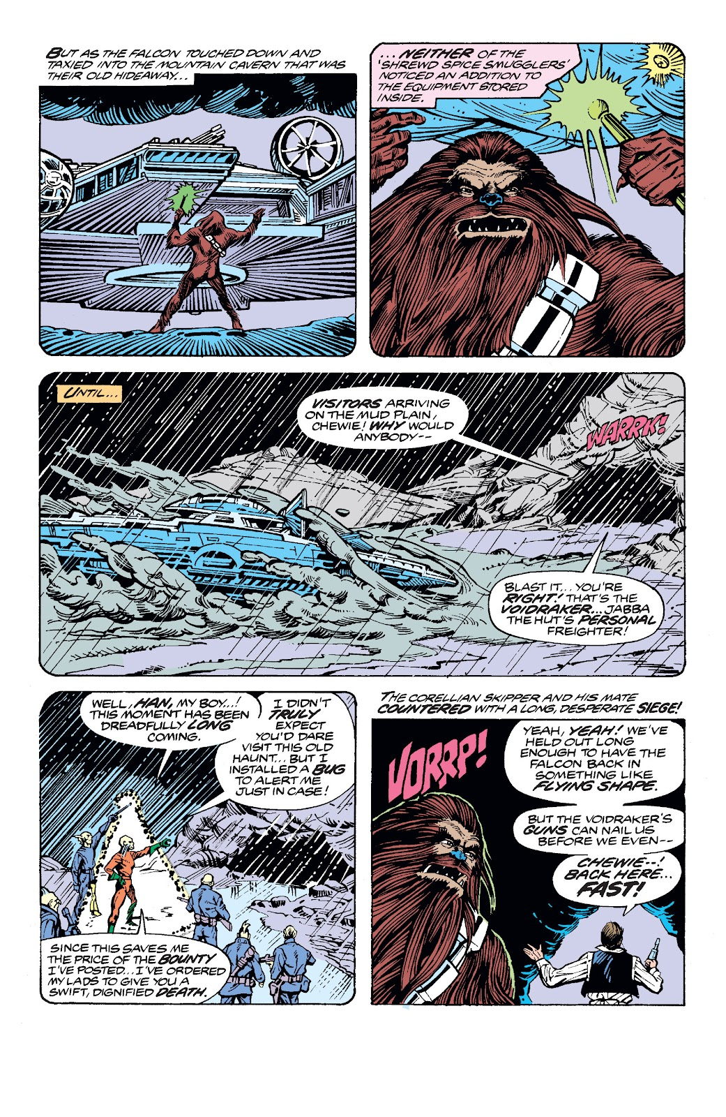 Read online Star Wars Legends: The Original Marvel Years - Epic Collection comic -  Issue # TPB 2 (Part 1) - 84