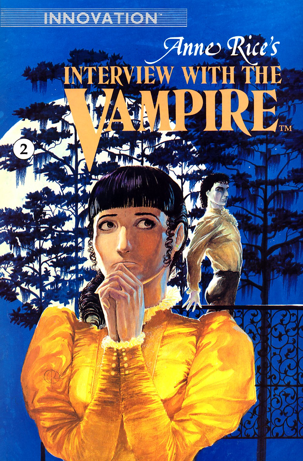Read online Anne Rice's Interview with the Vampire comic -  Issue #2 - 1