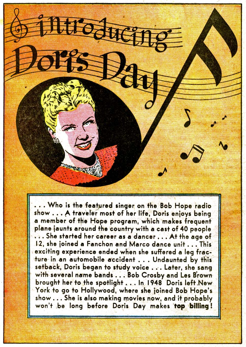 The Adventures of Bob Hope issue 1 - Page 30
