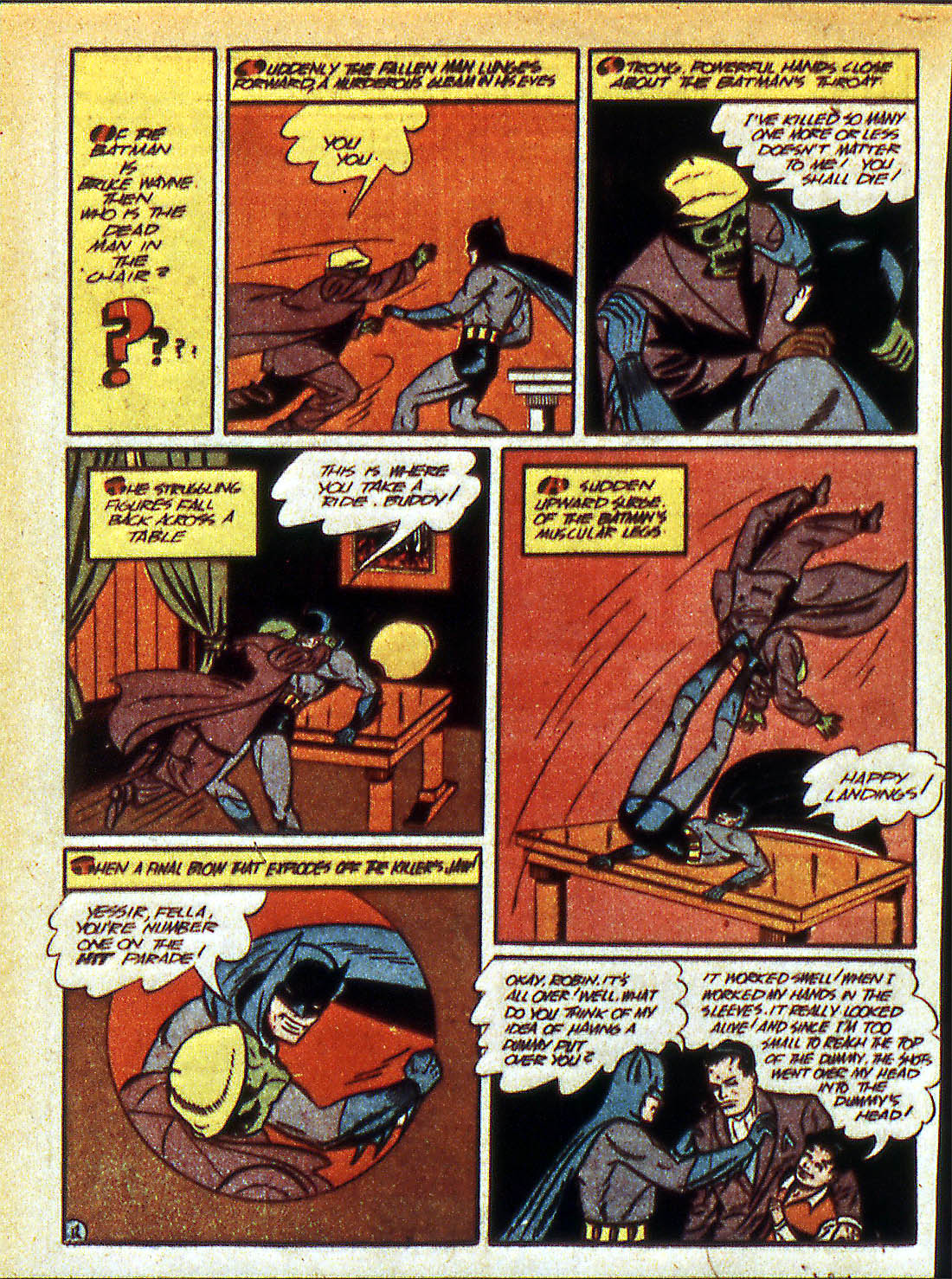 Read online Detective Comics (1937) comic -  Issue #42 - 14