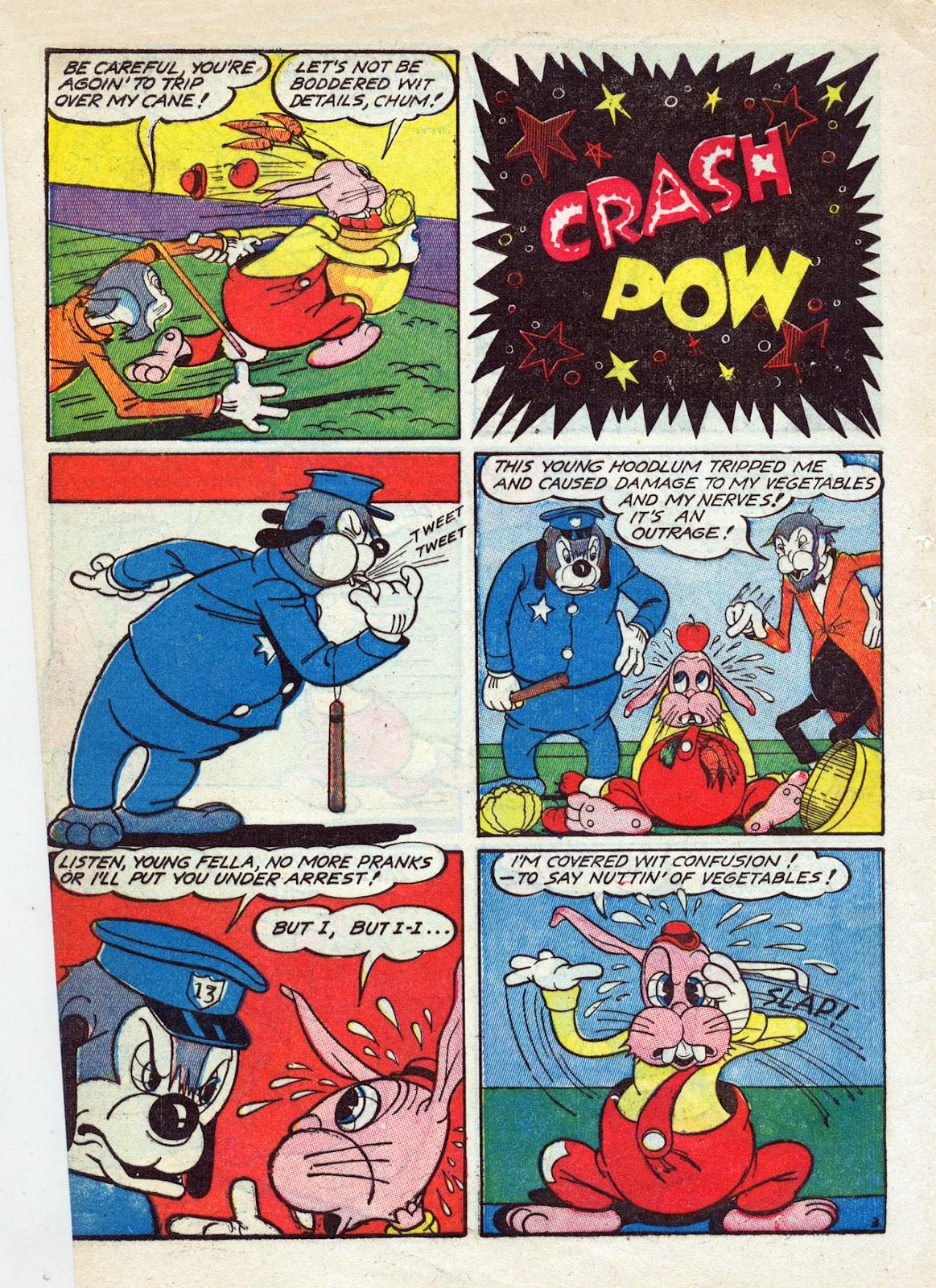 Read online Comedy Comics (1942) comic -  Issue #13 - 61