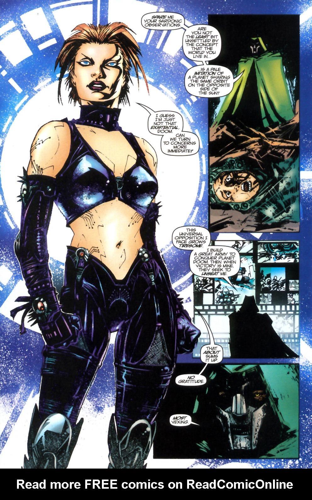 Read online Doom: The Emperor Returns comic -  Issue #2 - 5