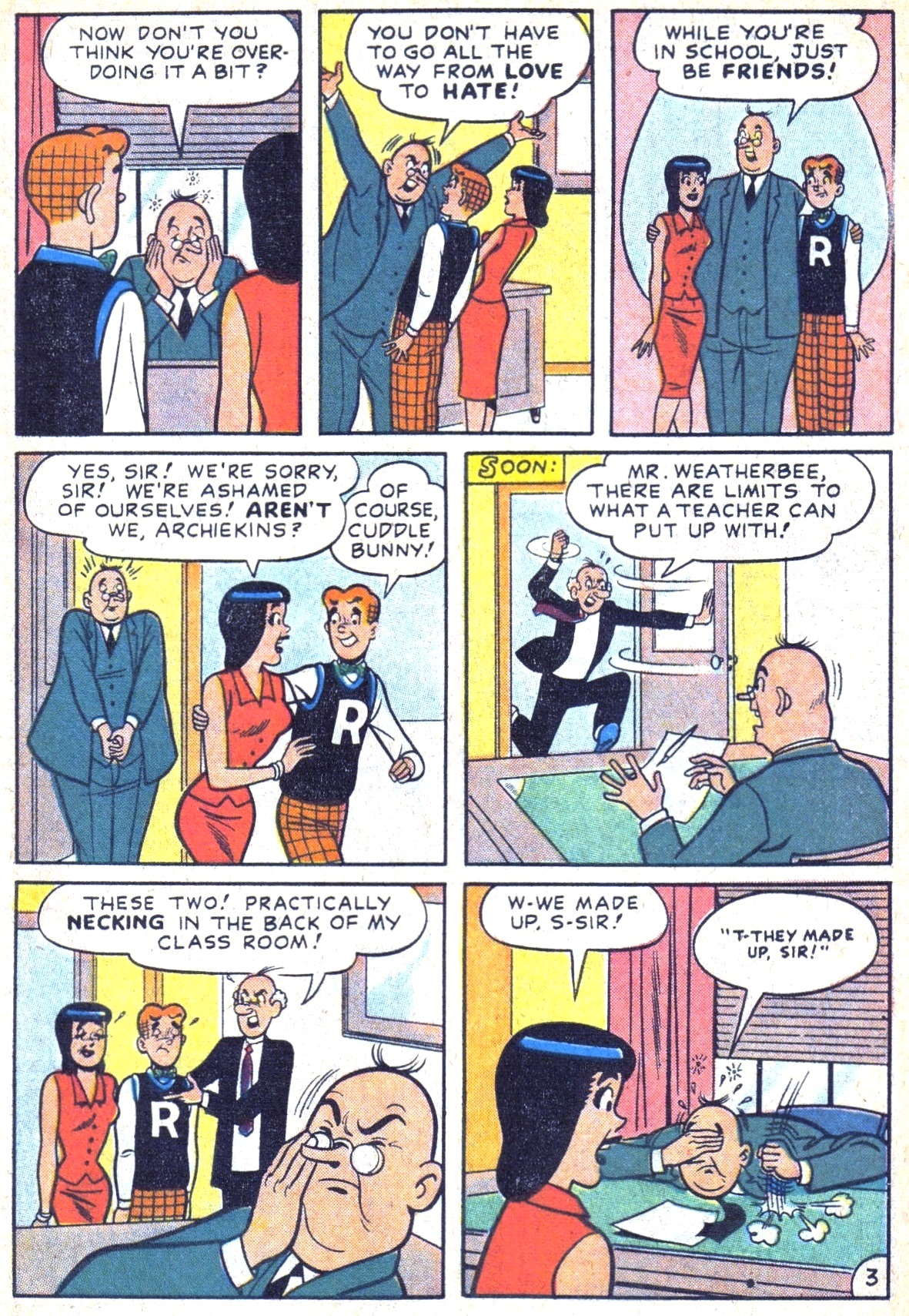Read online Archie (1960) comic -  Issue #118 - 31