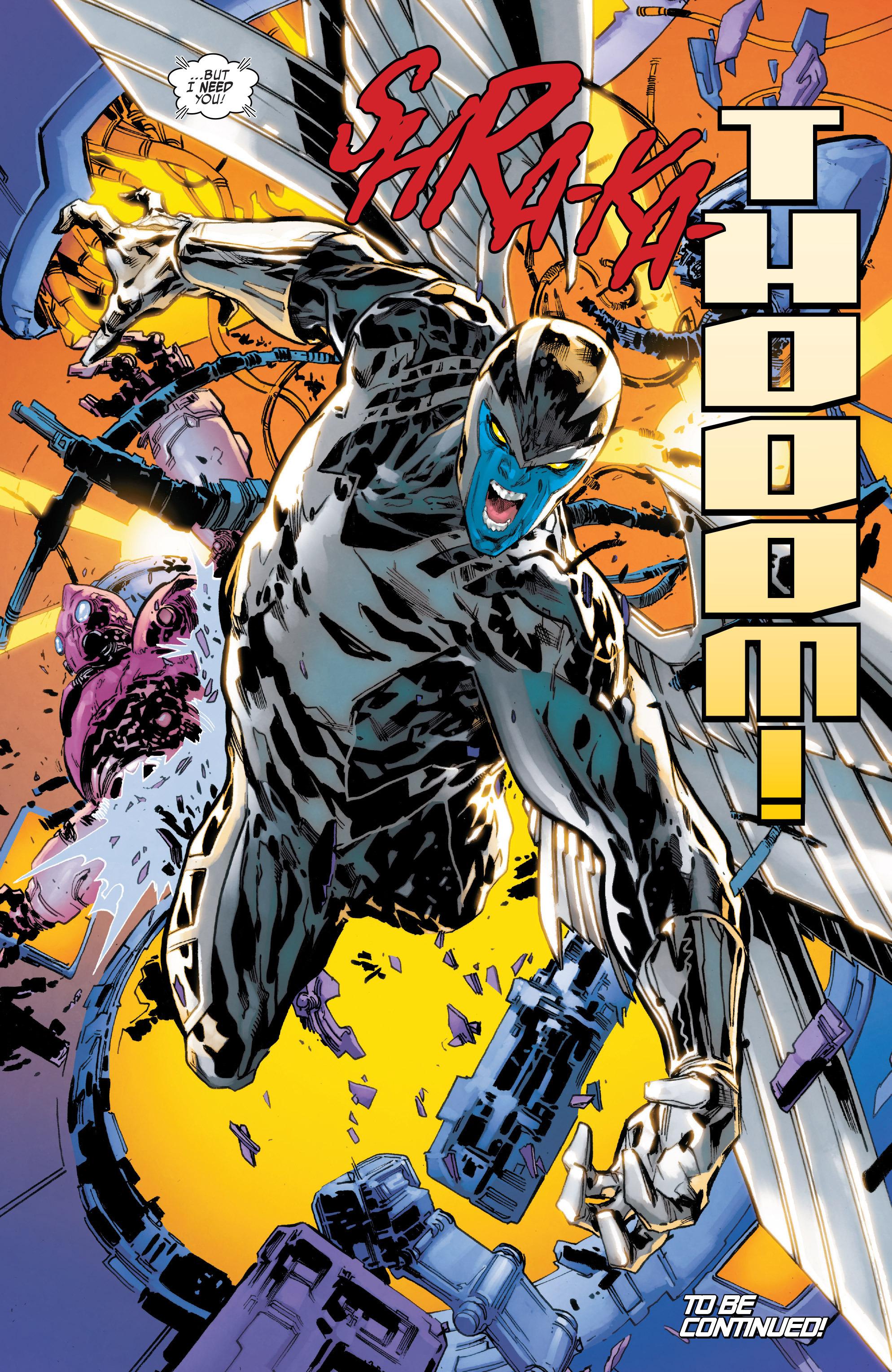 Read online Uncanny X-Men (2016) comic -  Issue #8 - 21