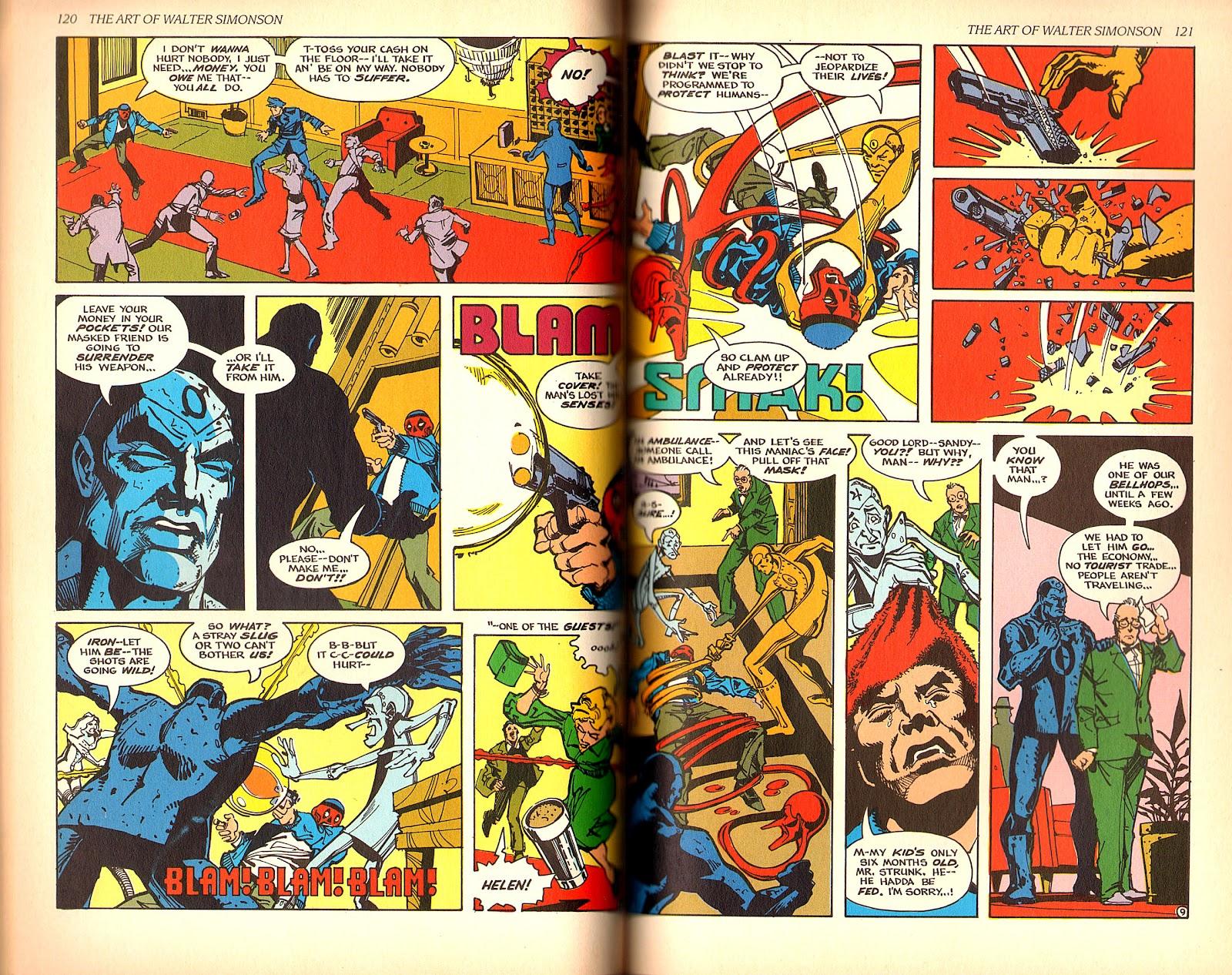 Read online The Art of Walter Simonson comic -  Issue # TPB - 62