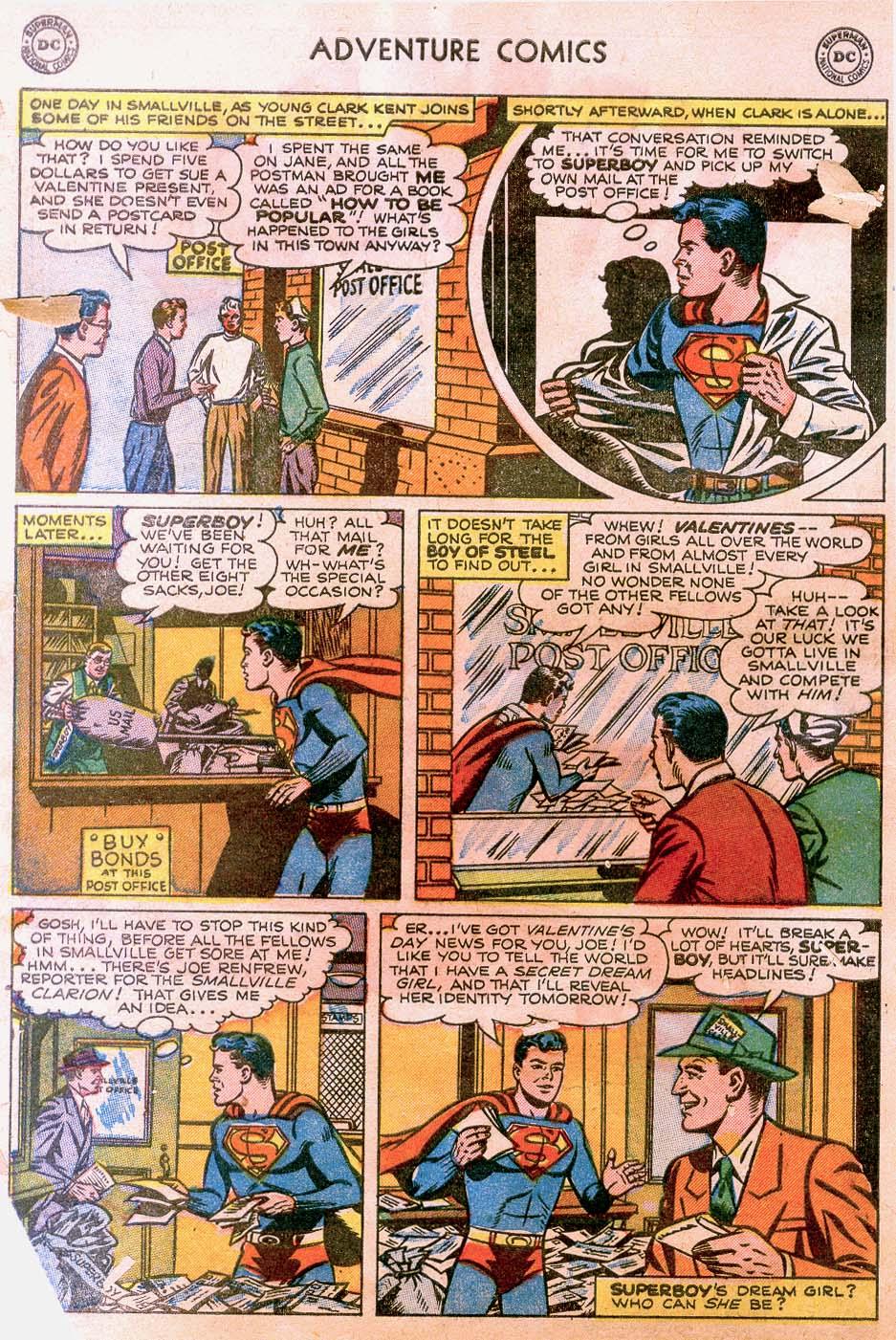 Read online Adventure Comics (1938) comic -  Issue #183 - 4