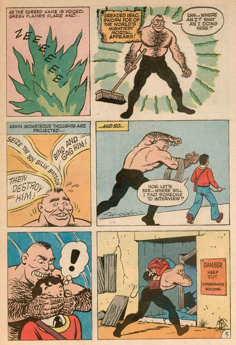 Read online Shazam! (1973) comic -  Issue #4 - 6