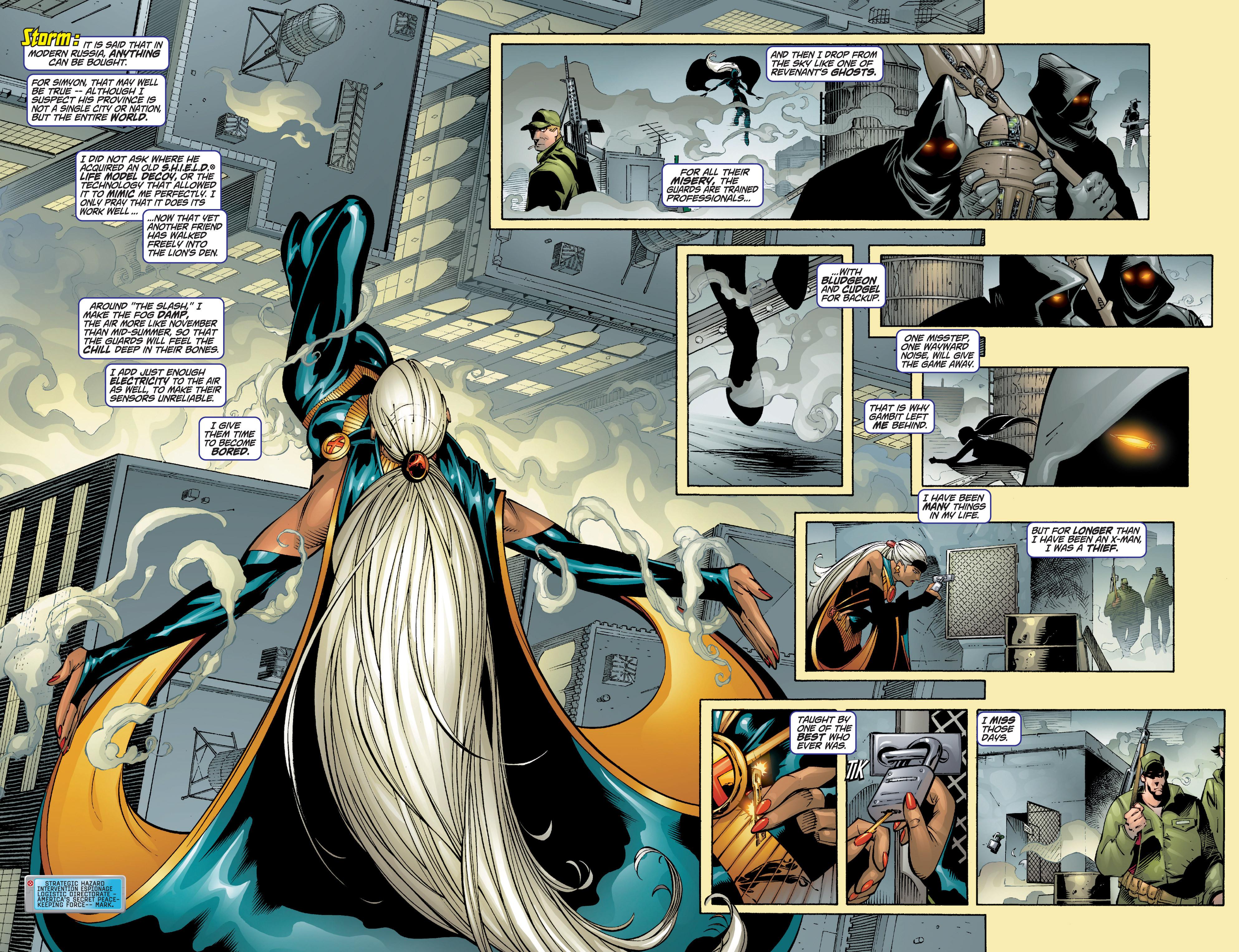 Read online Uncanny X-Men (1963) comic -  Issue #383 - 20
