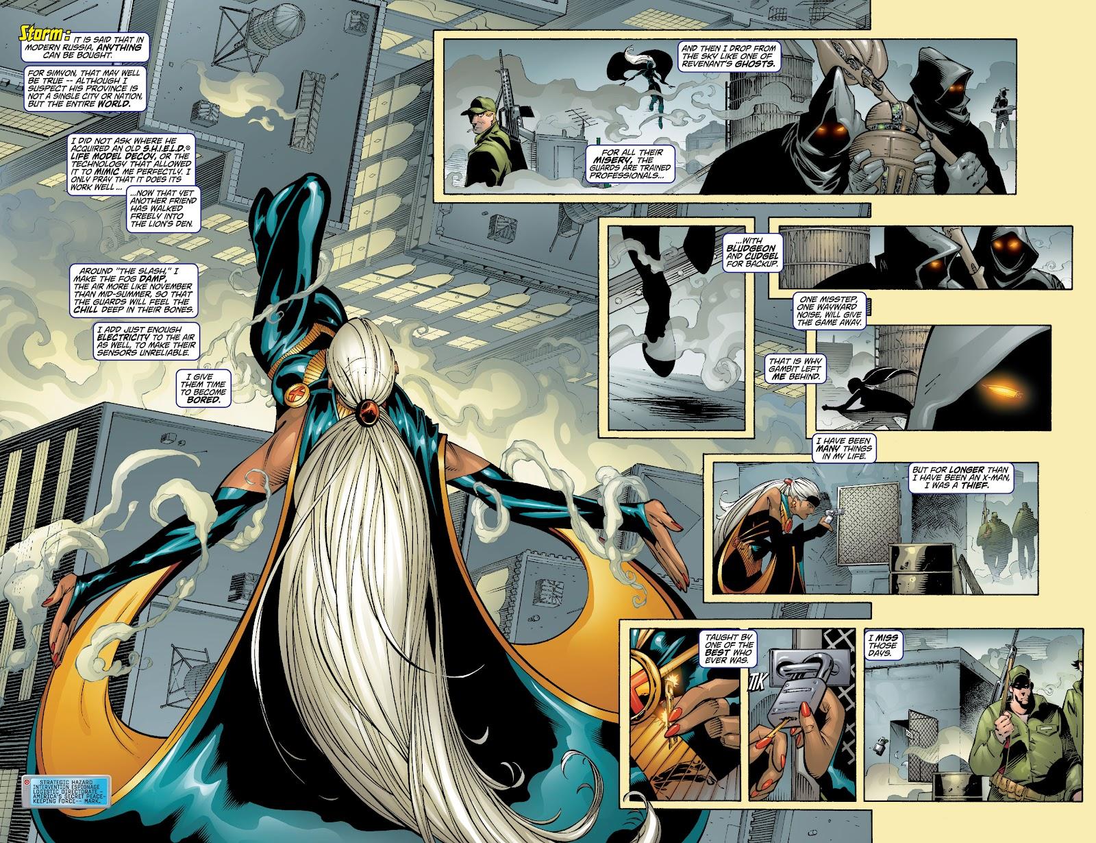 Uncanny X-Men (1963) issue 383 - Page 20