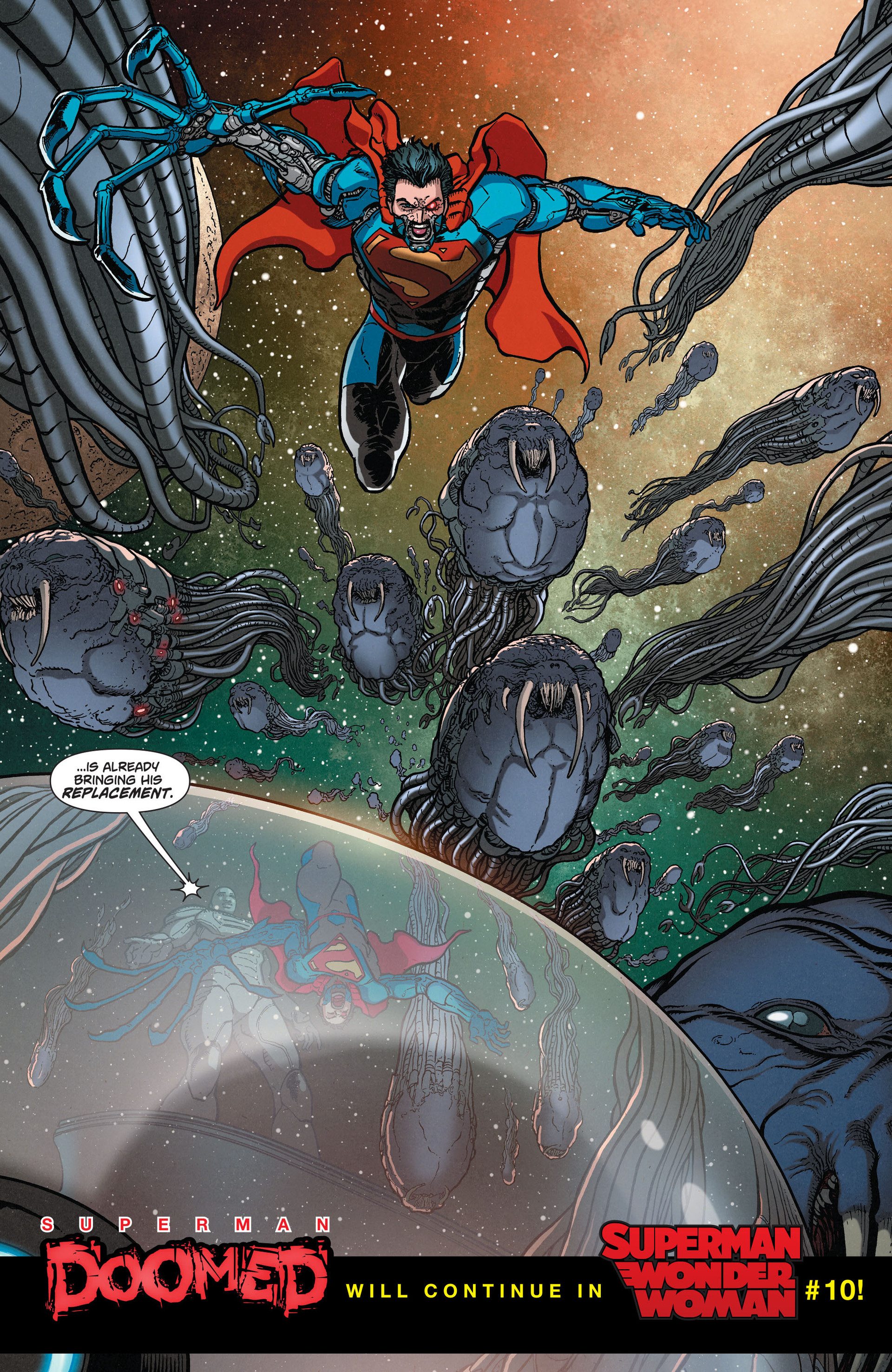 Read online Action Comics (2011) comic -  Issue #33 - 23