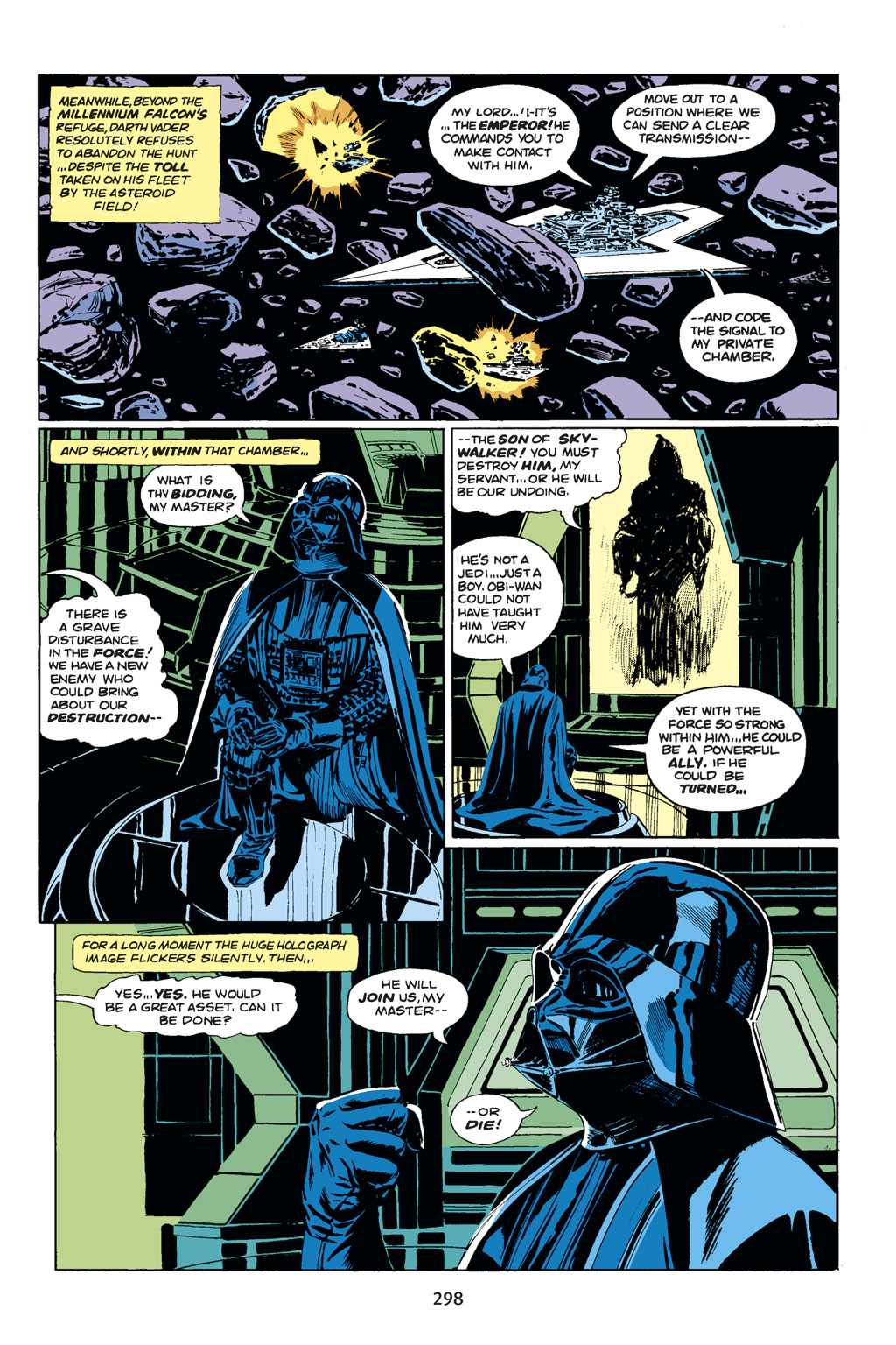 Read online Star Wars Omnibus comic -  Issue # Vol. 14 - 296