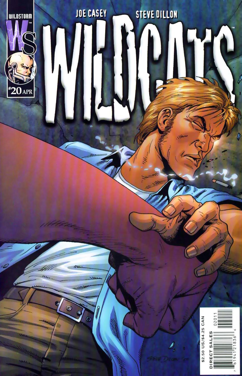 Wildcats (1999) Issue #20 #21 - English 2